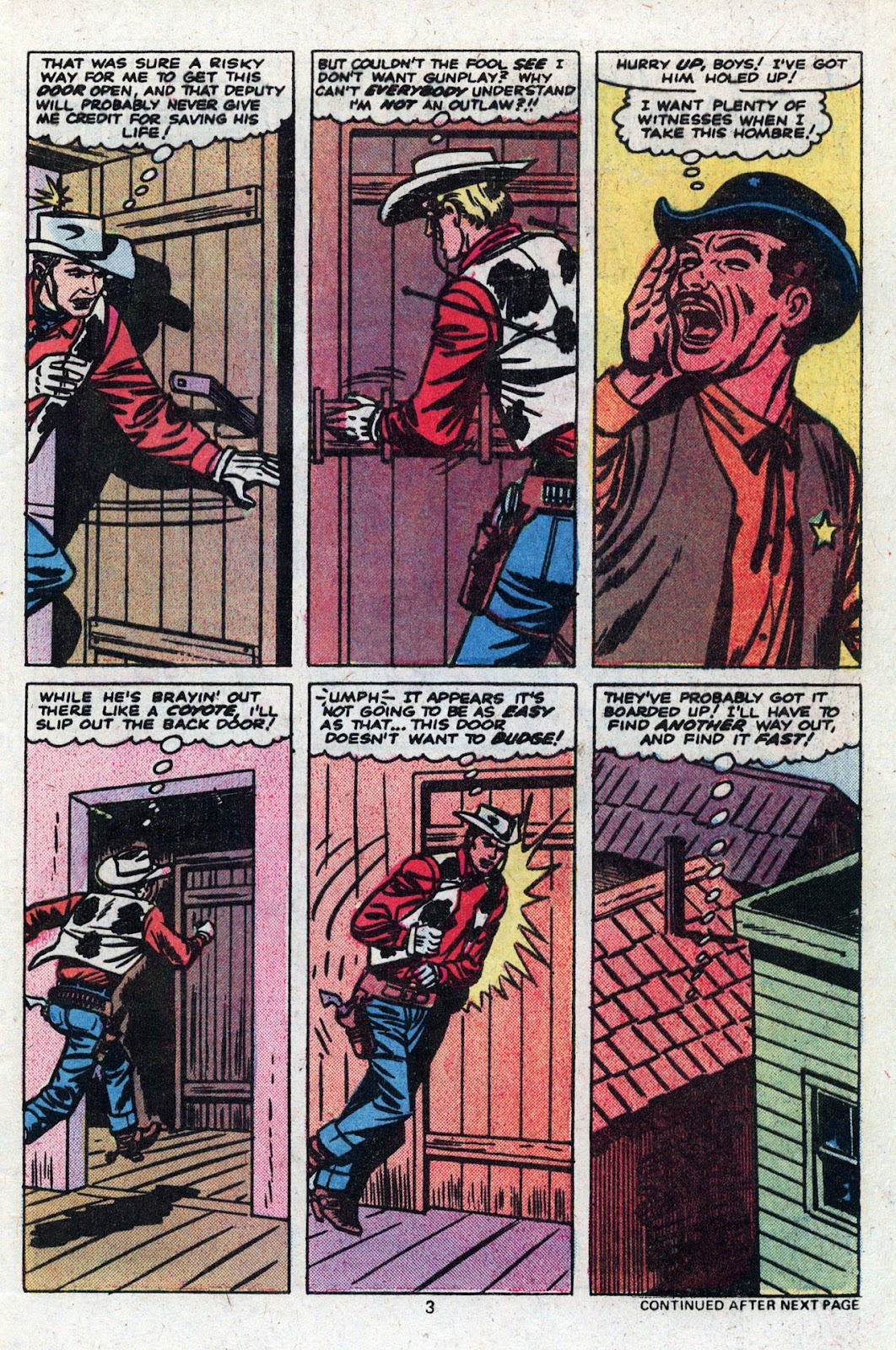 Kid Colt Outlaw issue 227 - Page 5