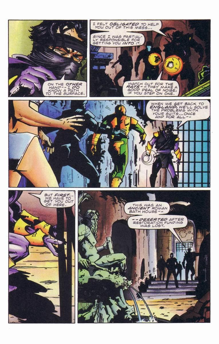 Read online Secret Weapons comic -  Issue #18 - 10
