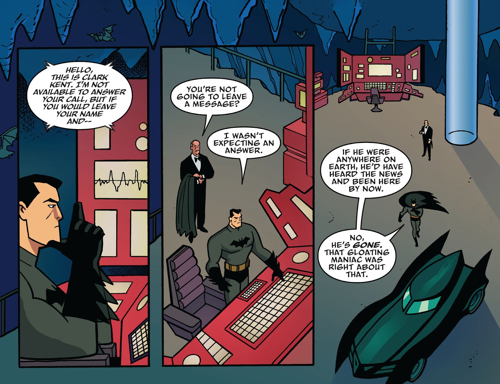Batman: The Adventures Continue issue 1 - Page 20