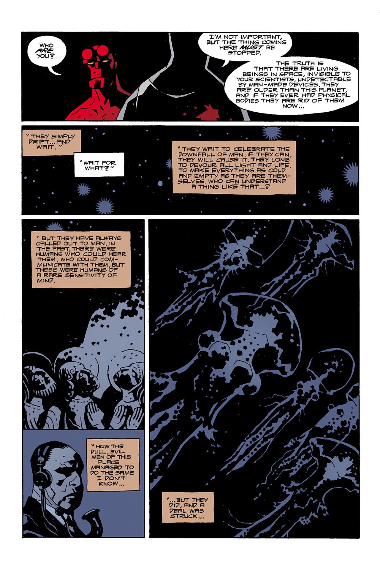 Read online Hellboy: Conqueror Worm comic -  Issue #2 - 26