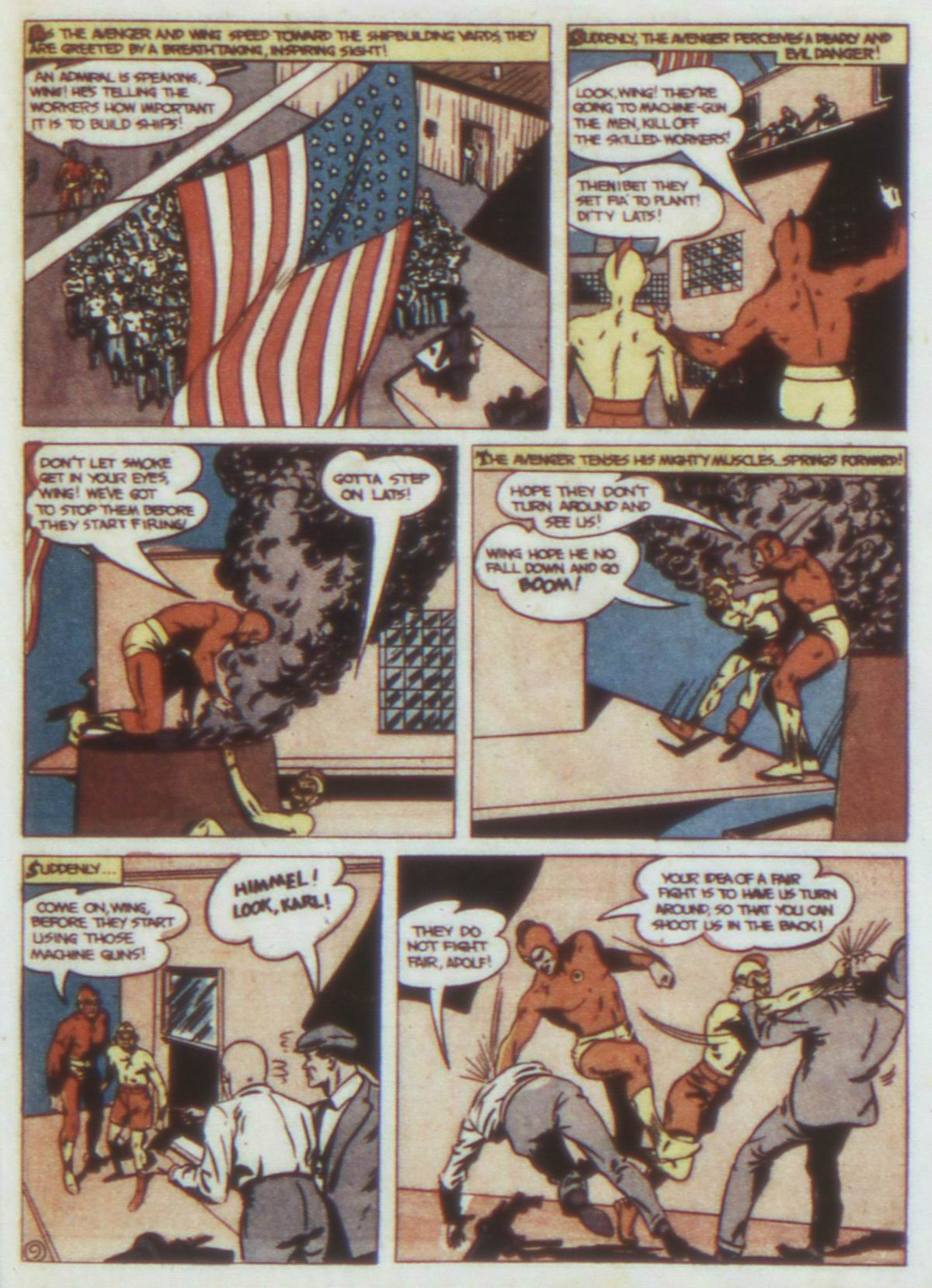 Read online Detective Comics (1937) comic -  Issue #74 - 39