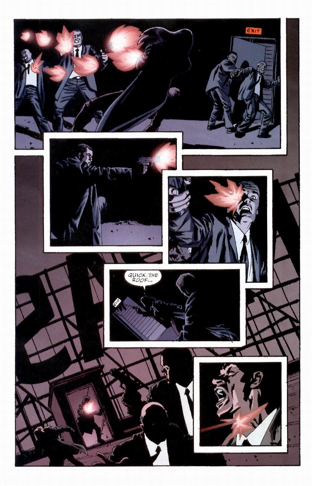 Read online Sleeper comic -  Issue #3 - 12