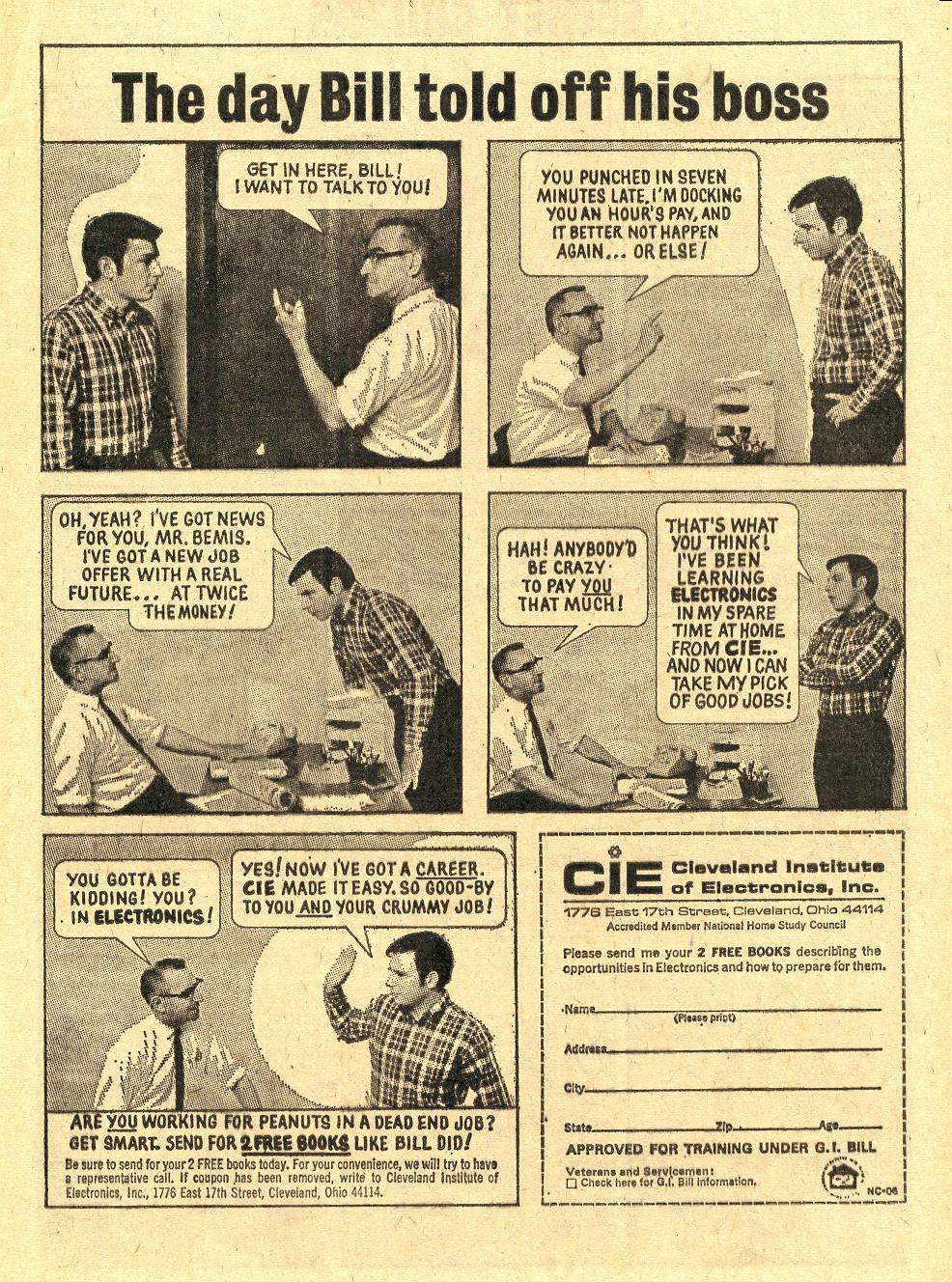 Read online Secret Origins (1973) comic -  Issue #3 - 9