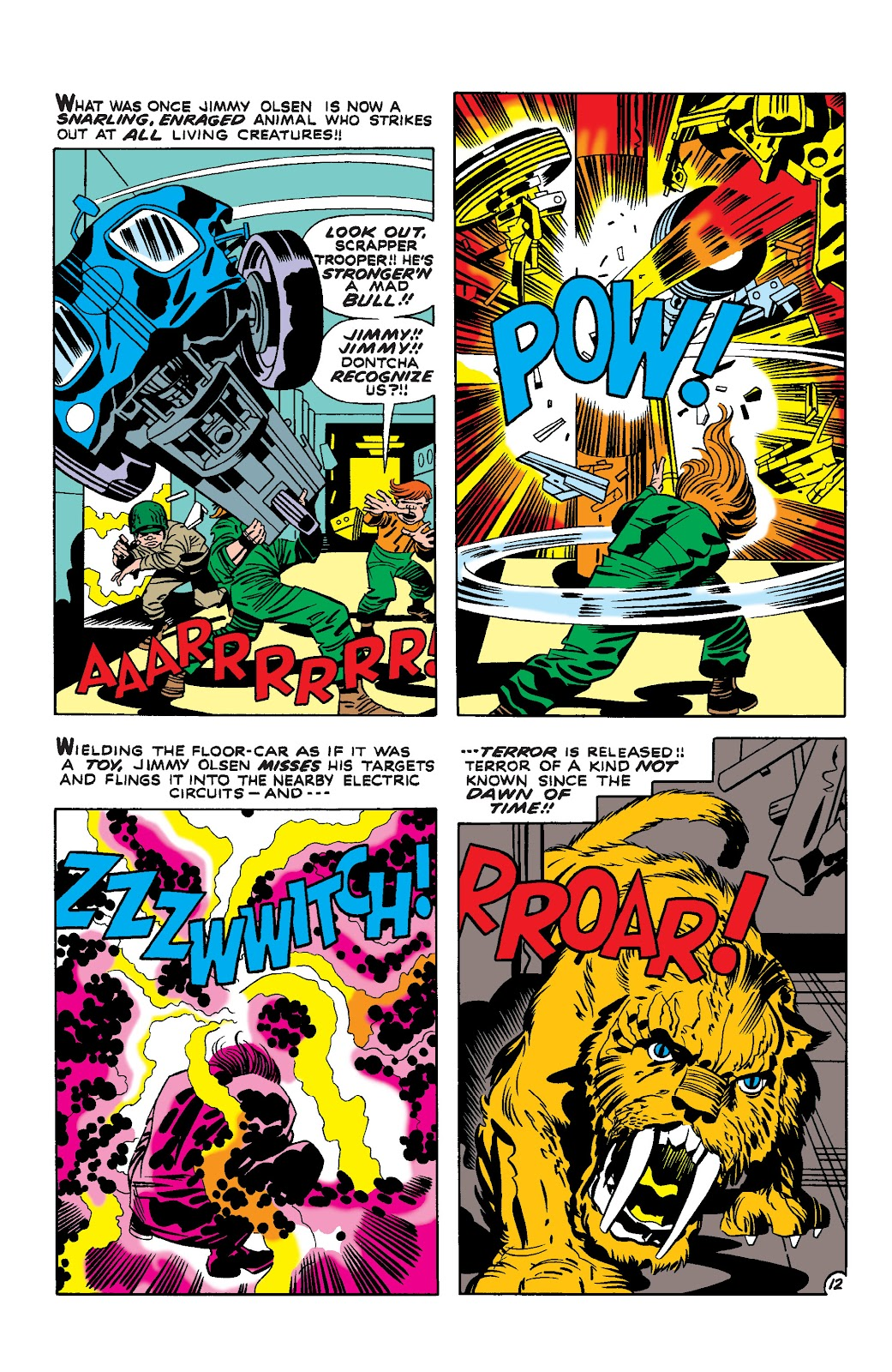 Read online Superman's Pal, Jimmy Olsen by Jack Kirby comic -  Issue # TPB (Part 3) - 99