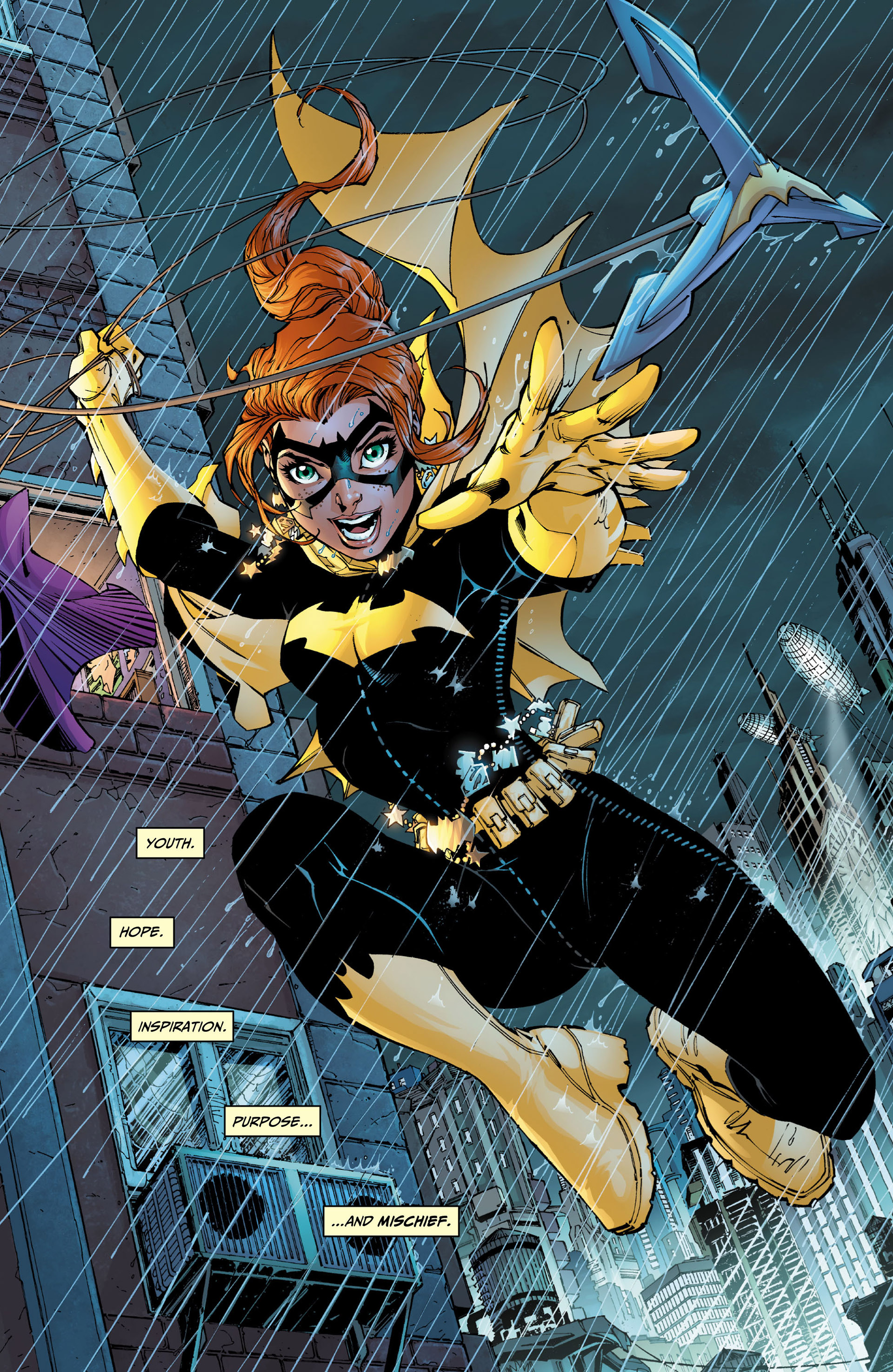Read online All Star Batman & Robin, The Boy Wonder comic -  Issue #6 - 10