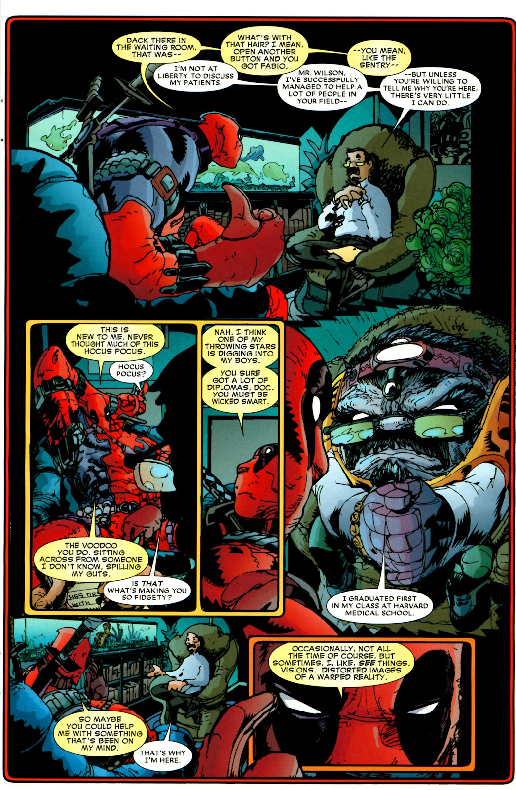 Read online Deadpool (2008) comic -  Issue #900 - 24