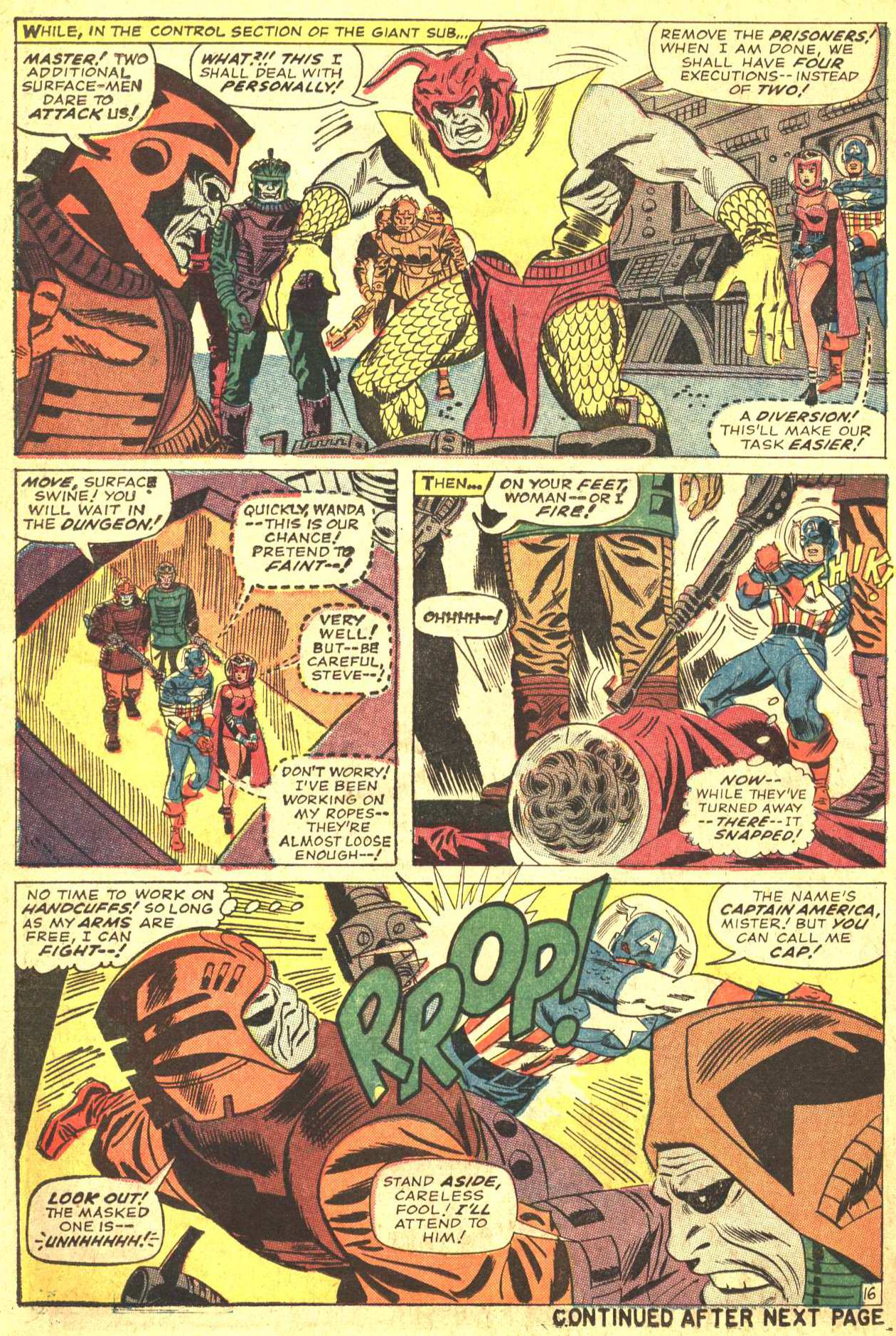 The Avengers (1963) 27 Page 17