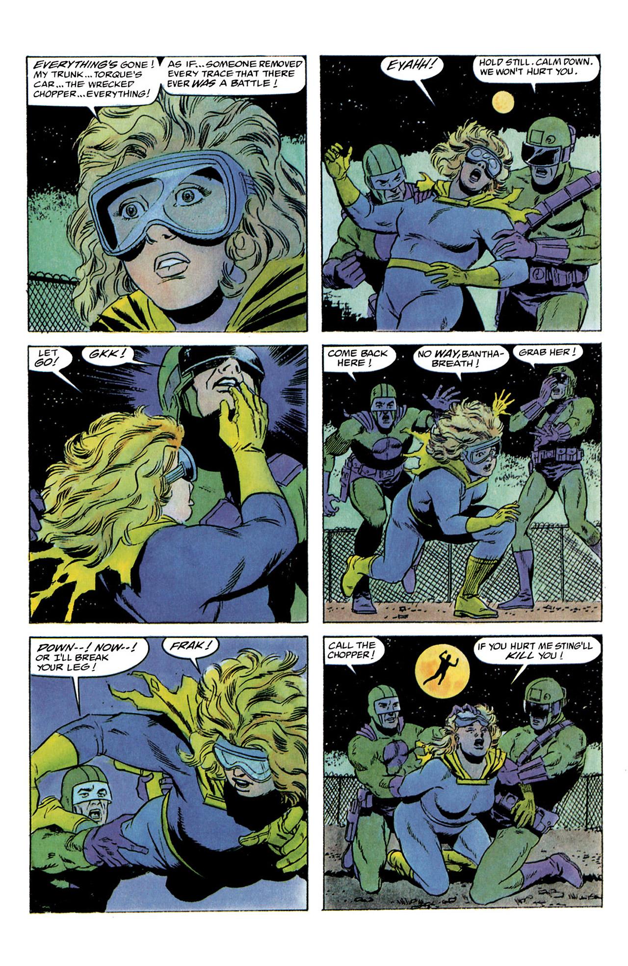 Read online Harbinger (1992) comic -  Issue #2 - 11