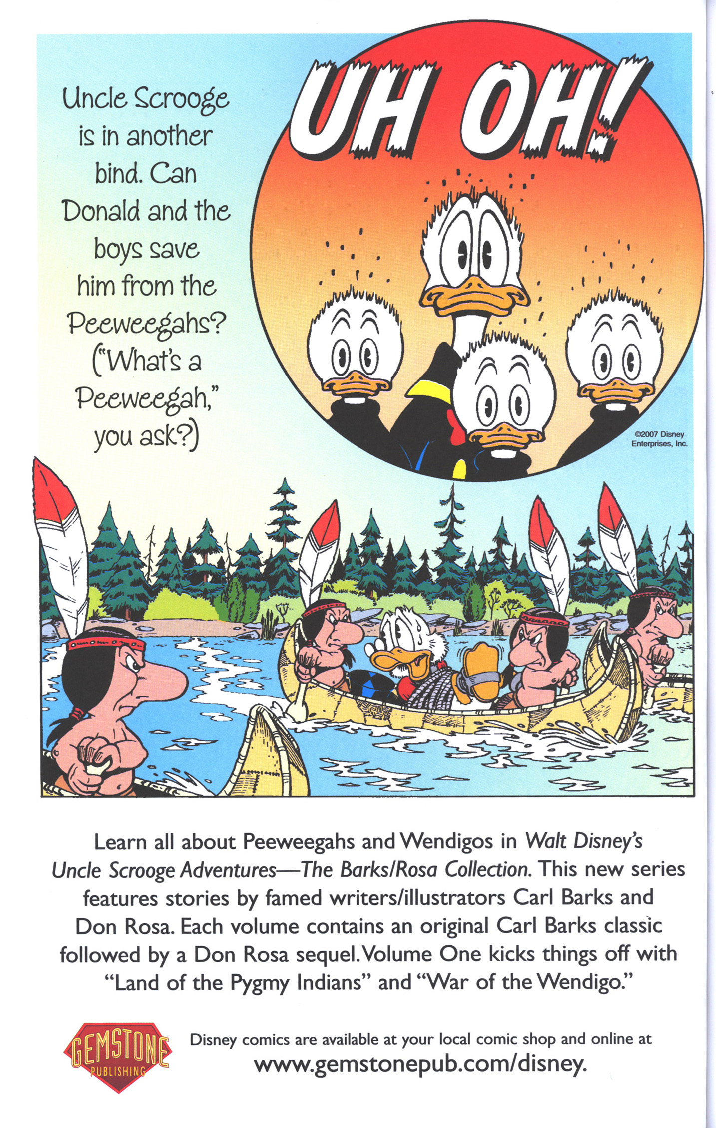 Read online Uncle Scrooge (1953) comic -  Issue #370 - 36