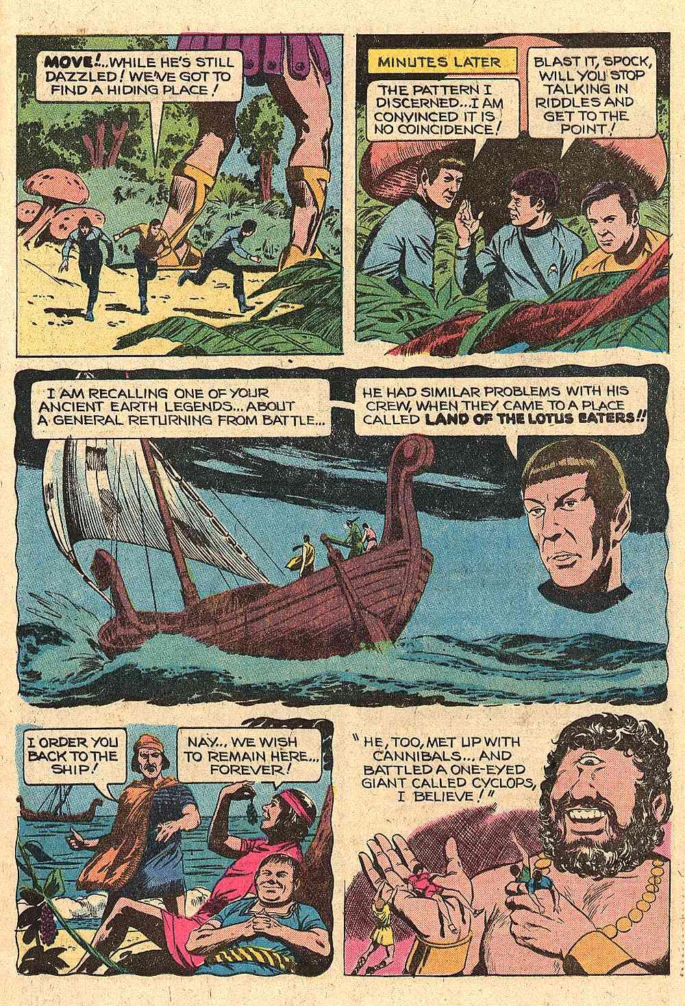 Star Trek (1967) issue 53 - Page 11
