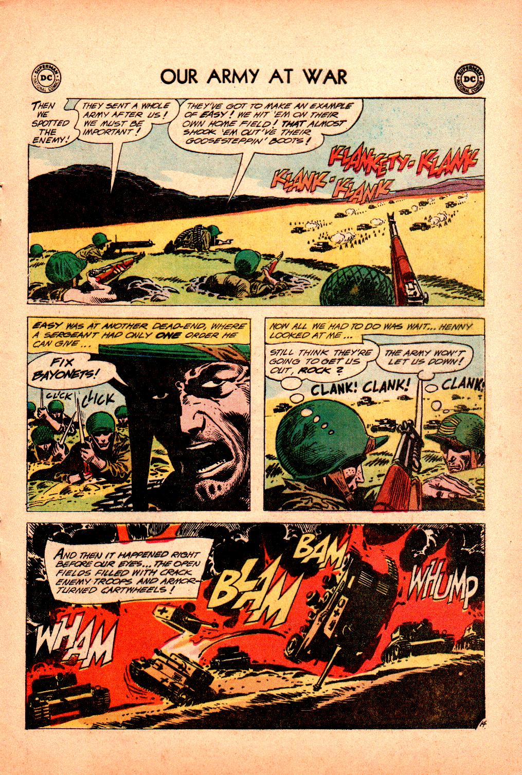 Our Army at War (1952) issue 101 - Page 17