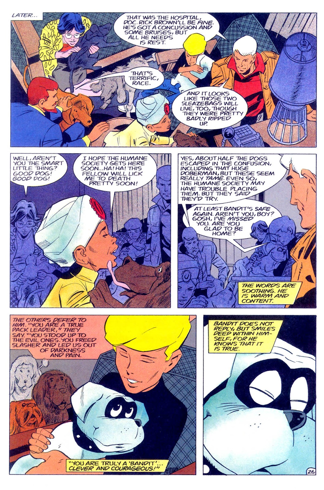 Jonny Quest (1986) issue 11 - Page 29