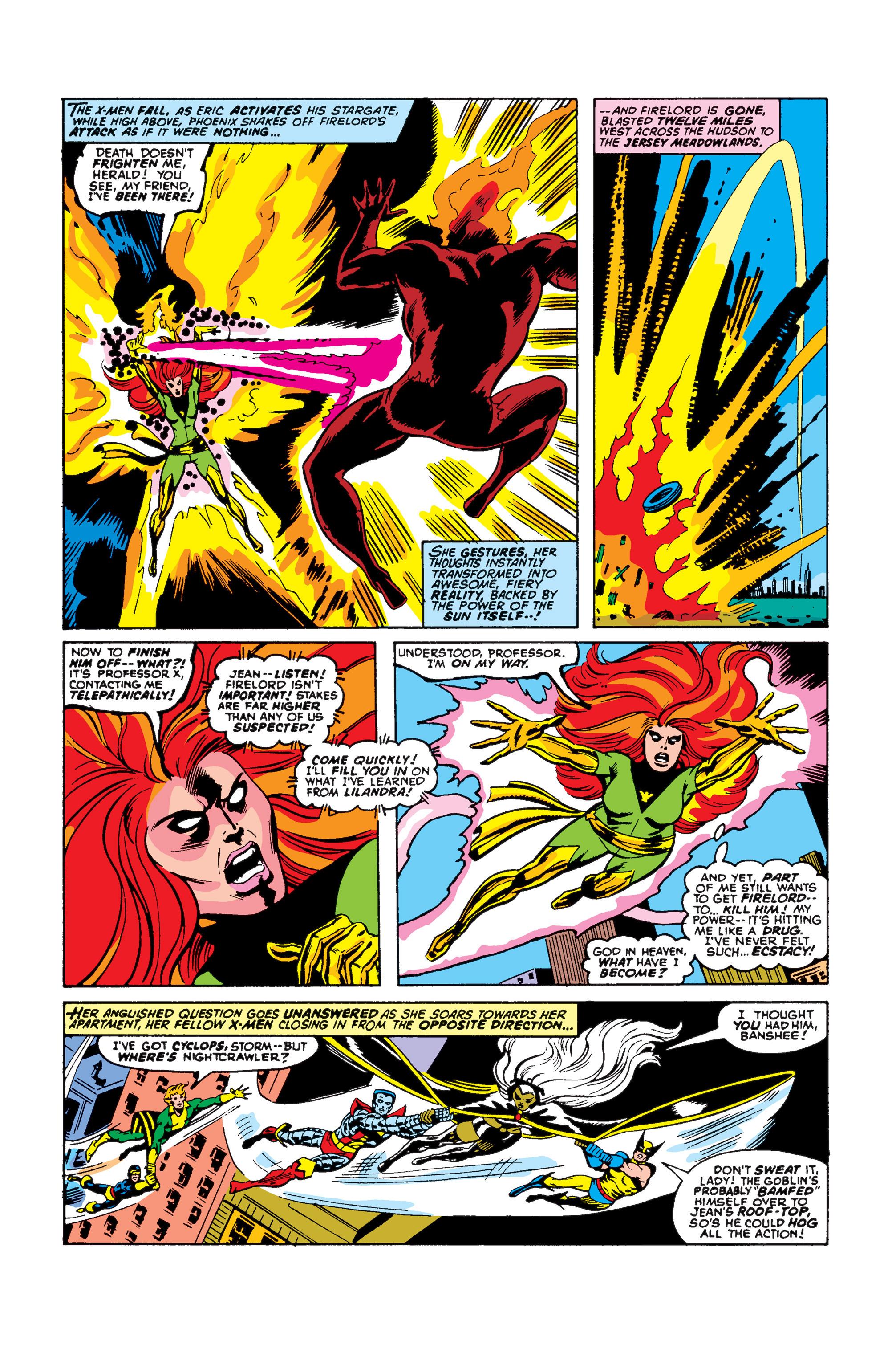 Read online Uncanny X-Men (1963) comic -  Issue #105 - 14