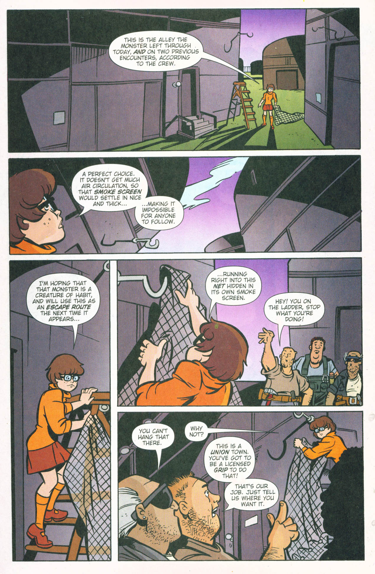 Read online Scooby-Doo (1997) comic -  Issue #83 - 9