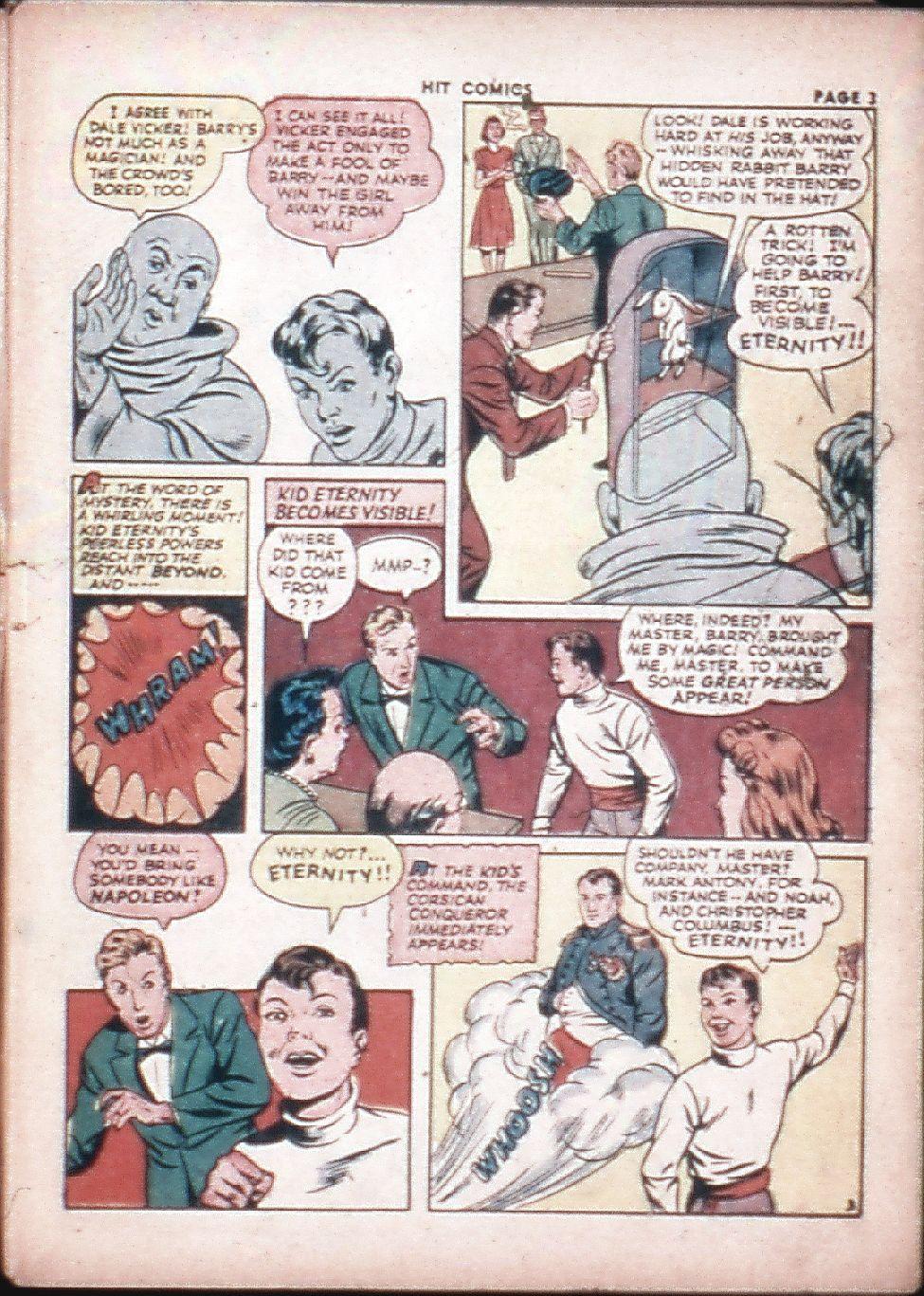 Read online Hit Comics comic -  Issue #29 - 5