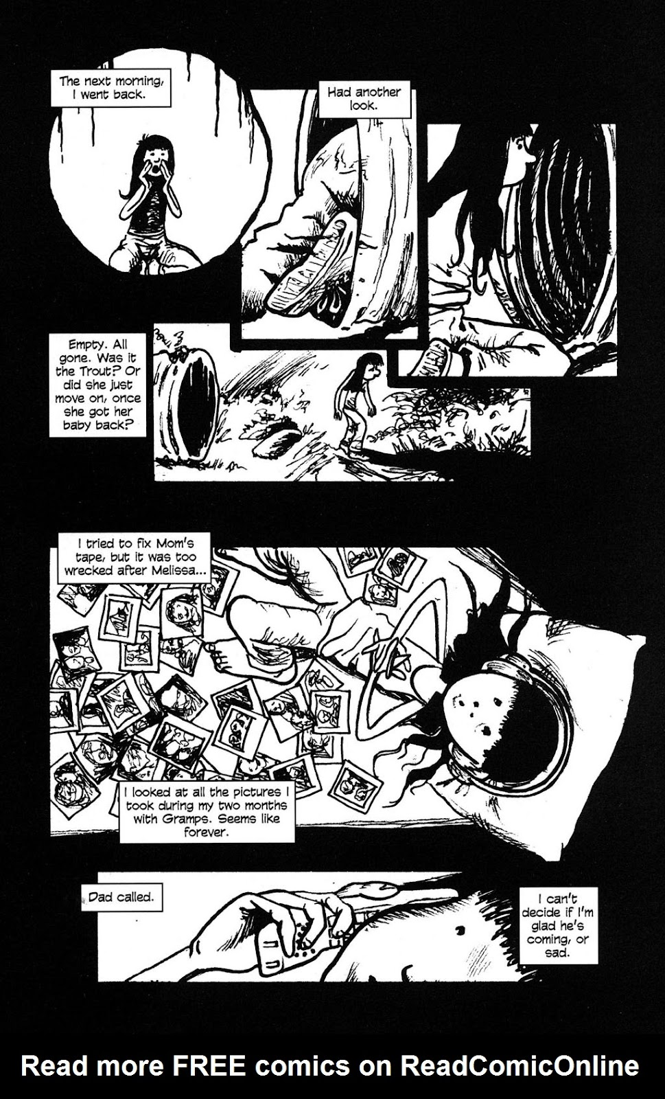 Read online Ojo comic -  Issue #5 - 19