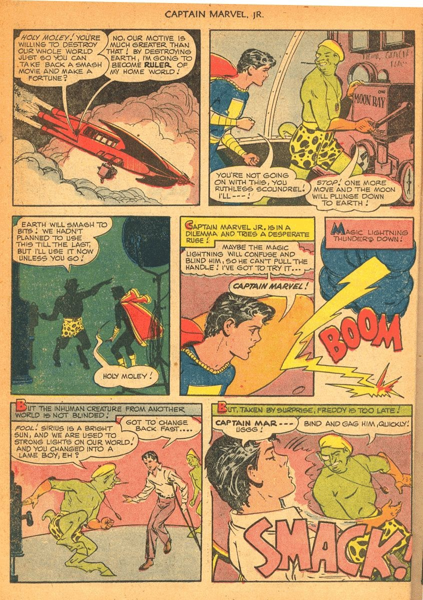 Captain Marvel, Jr. issue 84 - Page 9