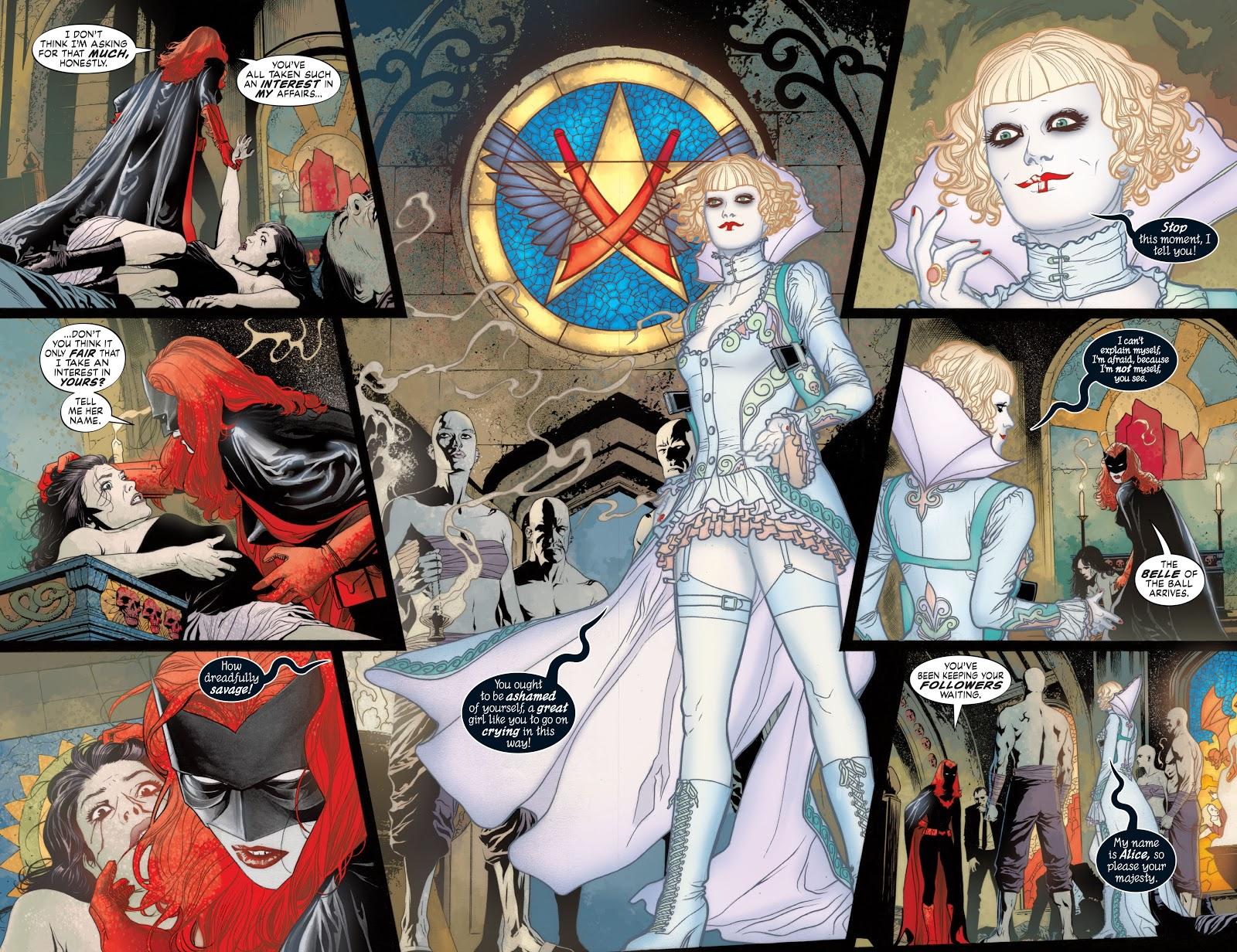 Read online Detective Comics (1937) comic -  Issue # _TPB Batwoman – Elegy (New Edition) (Part 1) - 24