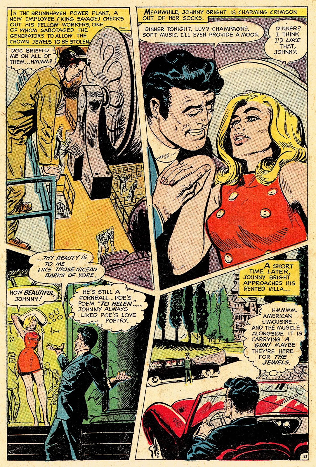 Secret Six (1968) issue 5 - Page 14