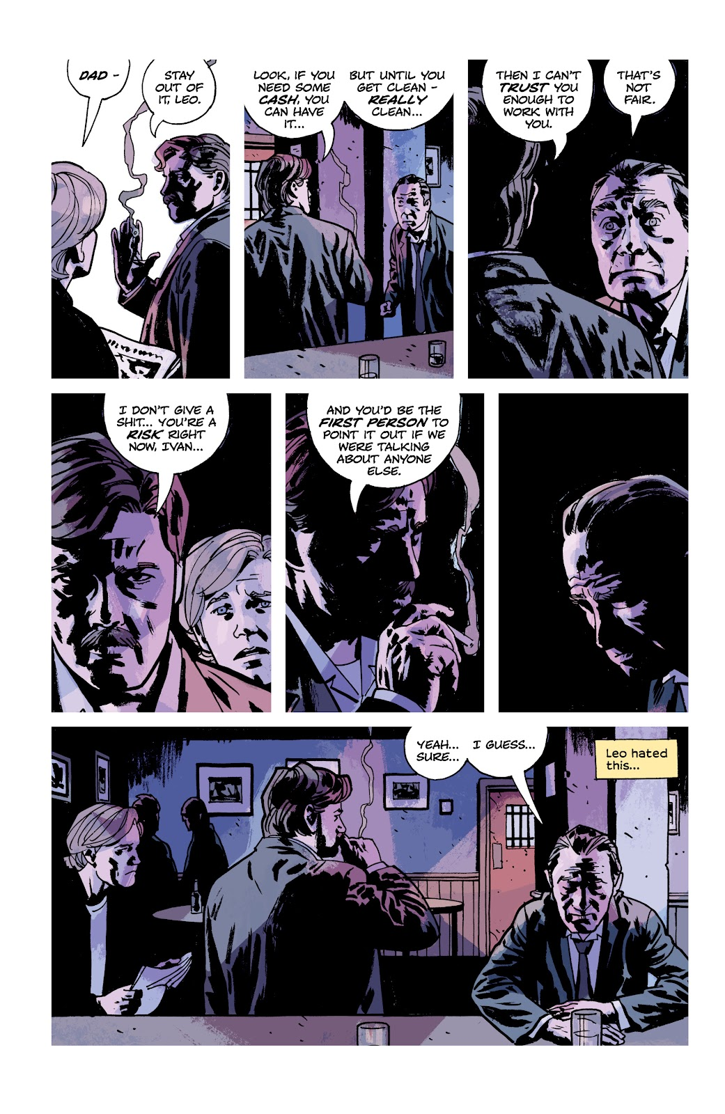 Read online Criminal (2019) comic -  Issue #9 - 9