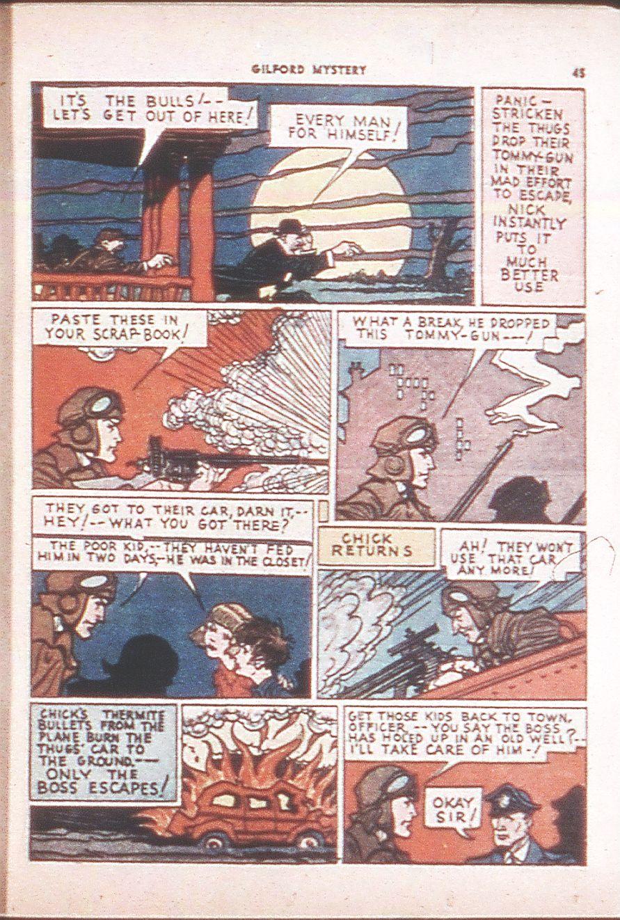 Read online Shadow Comics comic -  Issue #6 - 47
