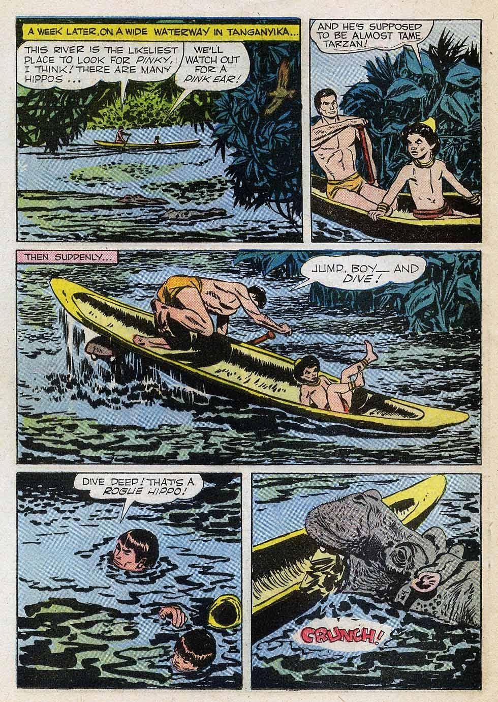 Tarzan (1948) issue 101 - Page 20