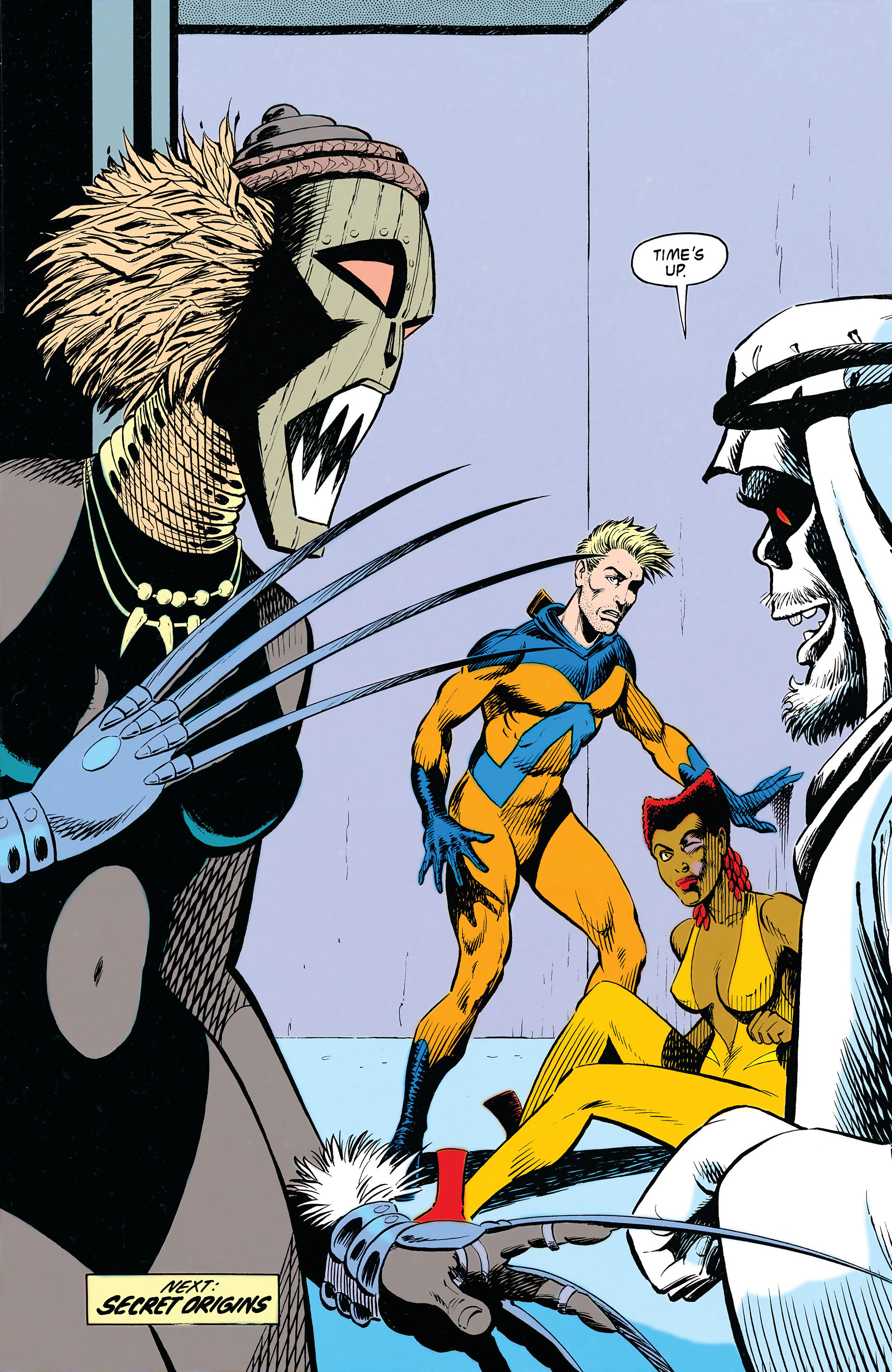 Read online Animal Man (1988) comic -  Issue #11 - 25