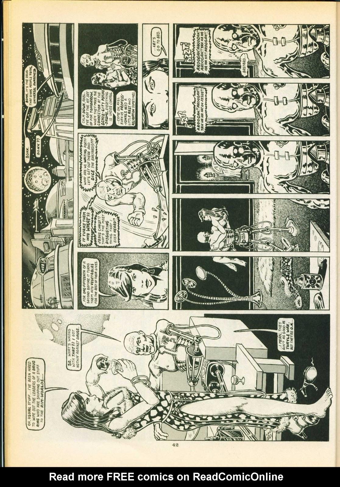 Warrior Issue #16 #17 - English 42