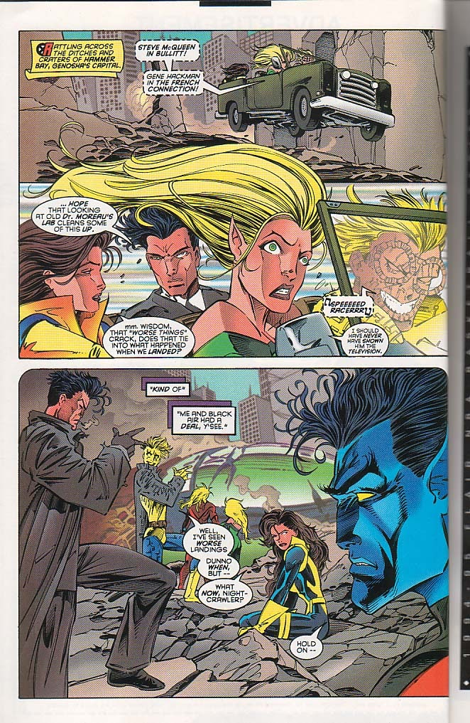 Excalibur (1988) issue 87 - Page 7