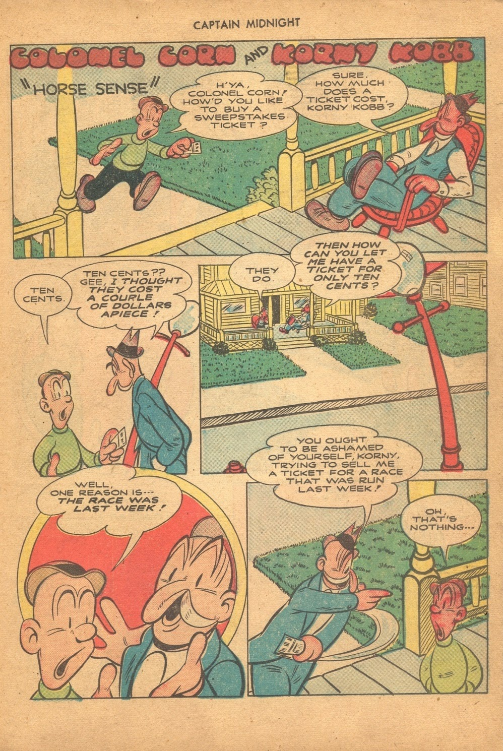 Captain Midnight (1942) issue 61 - Page 23