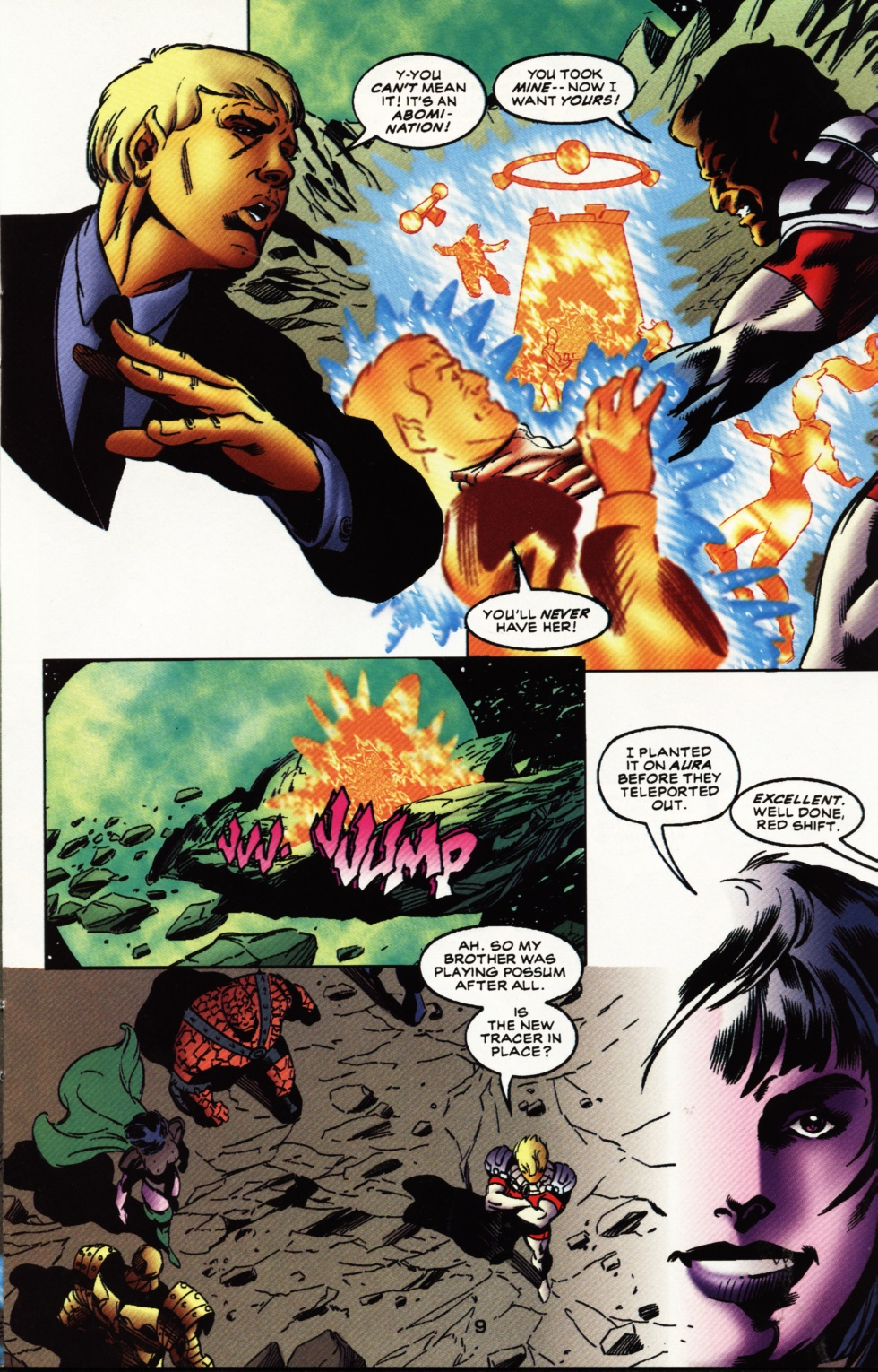 Read online Superboy & The Ravers comic -  Issue #12 - 10