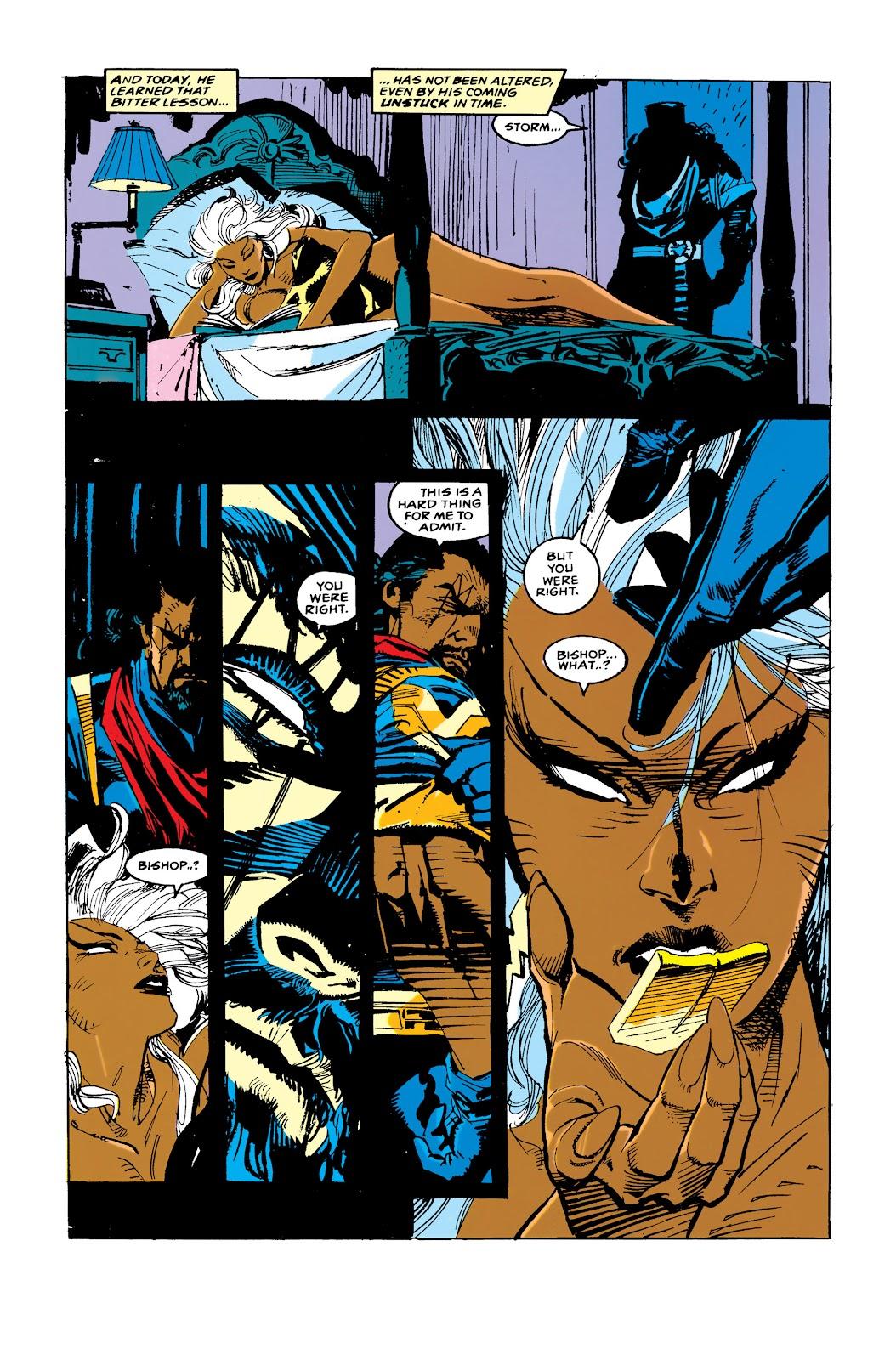 Uncanny X-Men (1963) issue 288 - Page 21