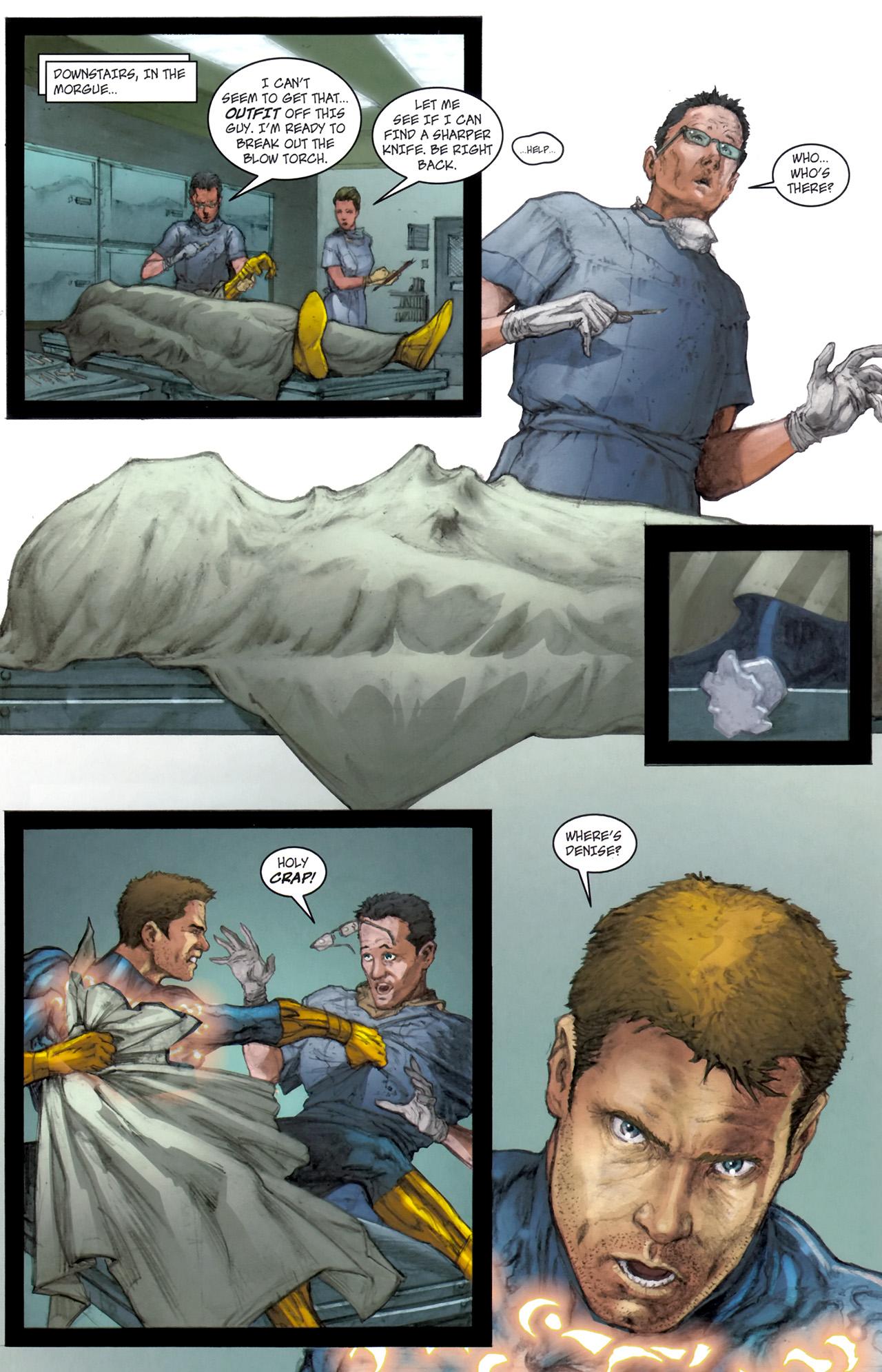 Read online Phoenix comic -  Issue #2 - 15