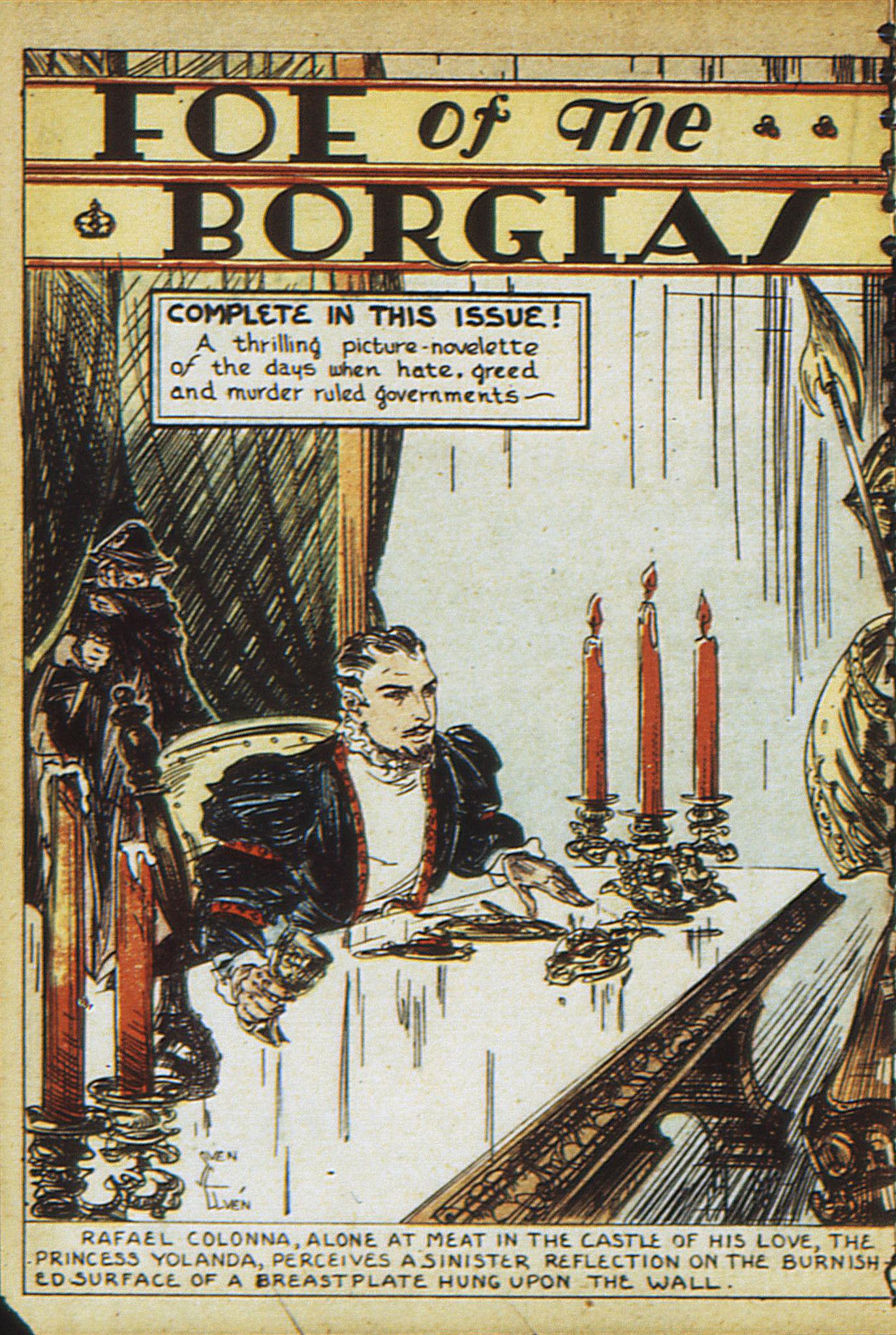 Read online Adventure Comics (1938) comic -  Issue #13 - 50