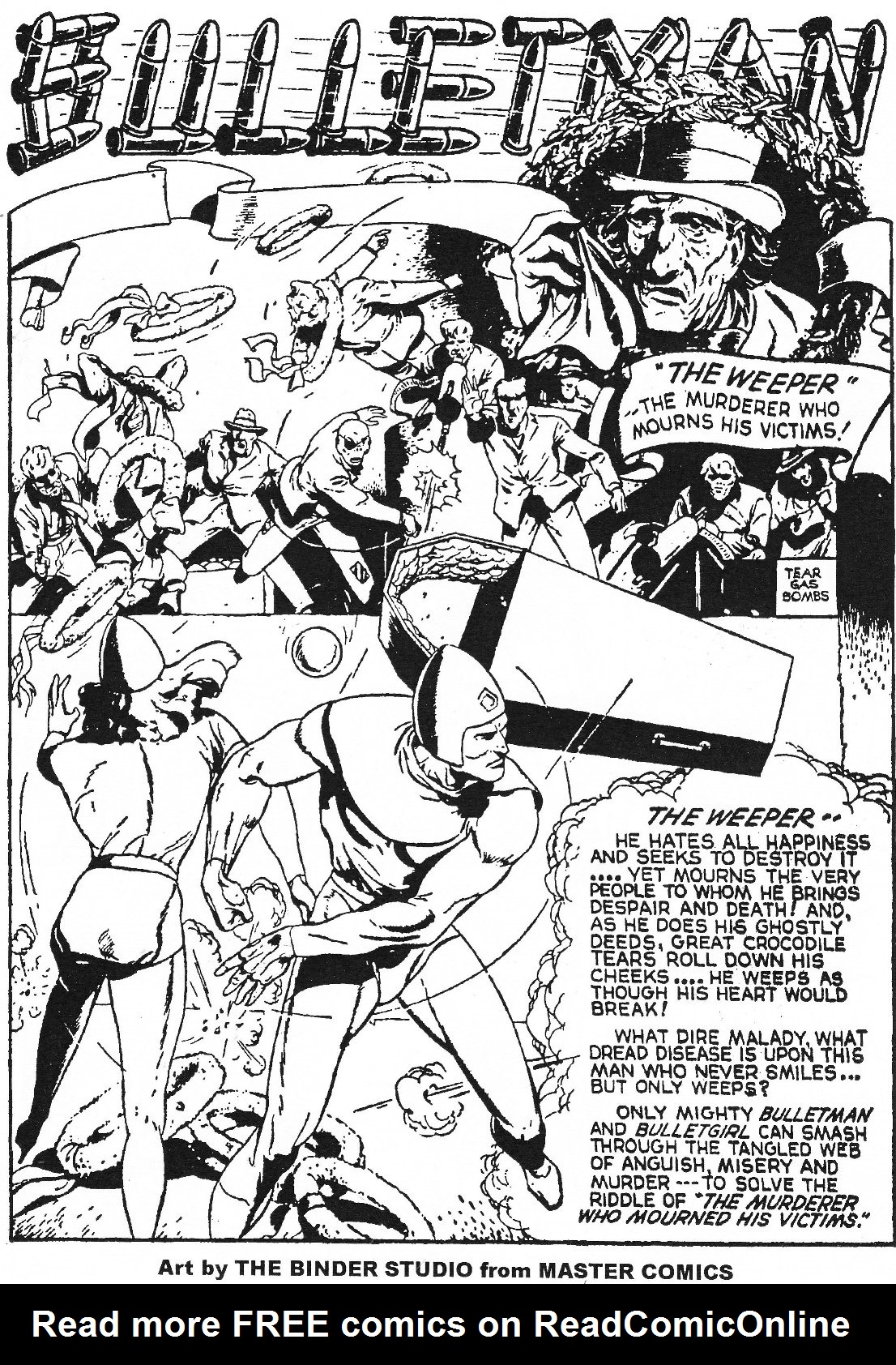Read online Men of Mystery Comics comic -  Issue #74 - 3