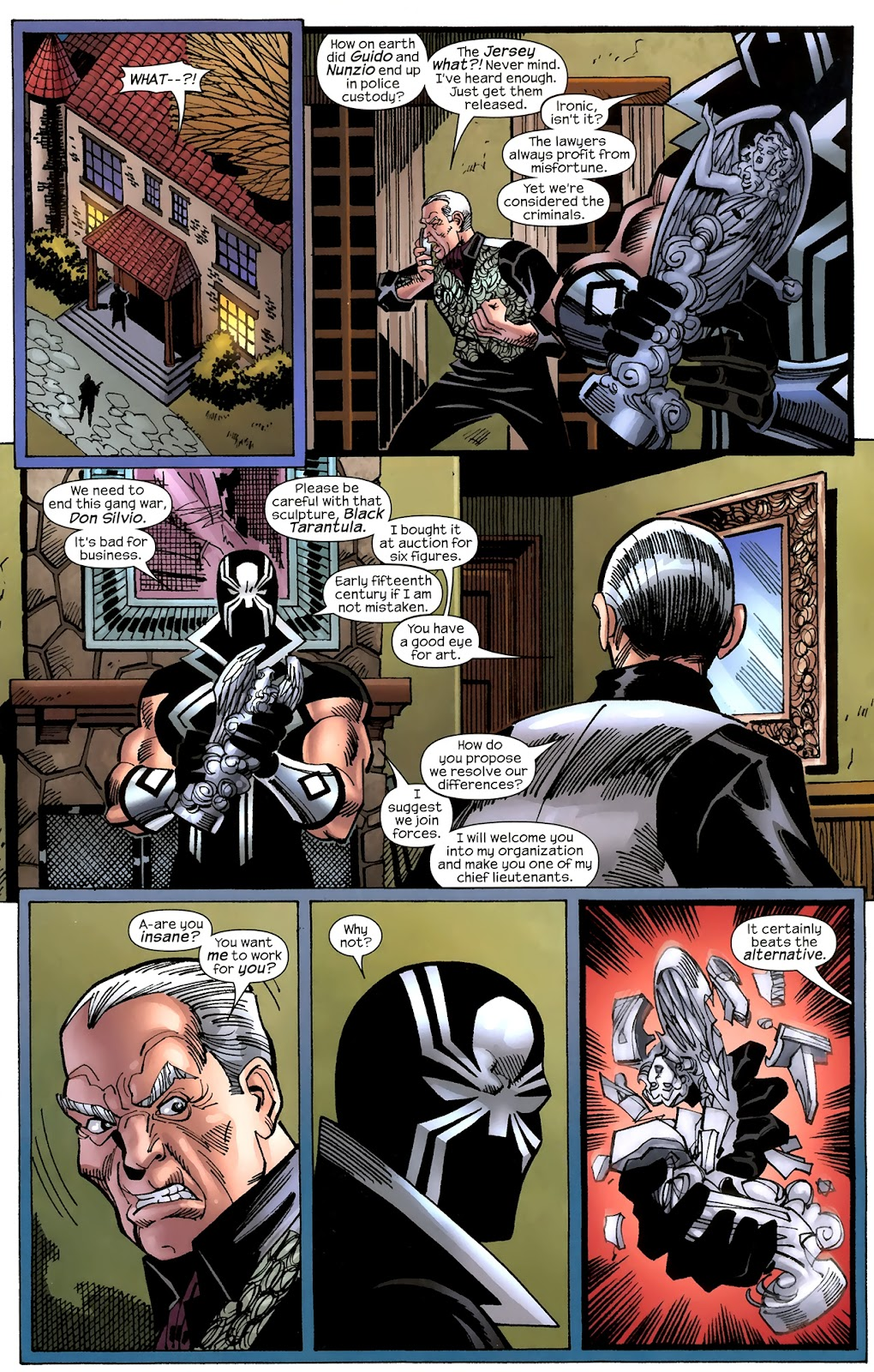 Web of Spider-Man (2009) Issue #2 #2 - English 18