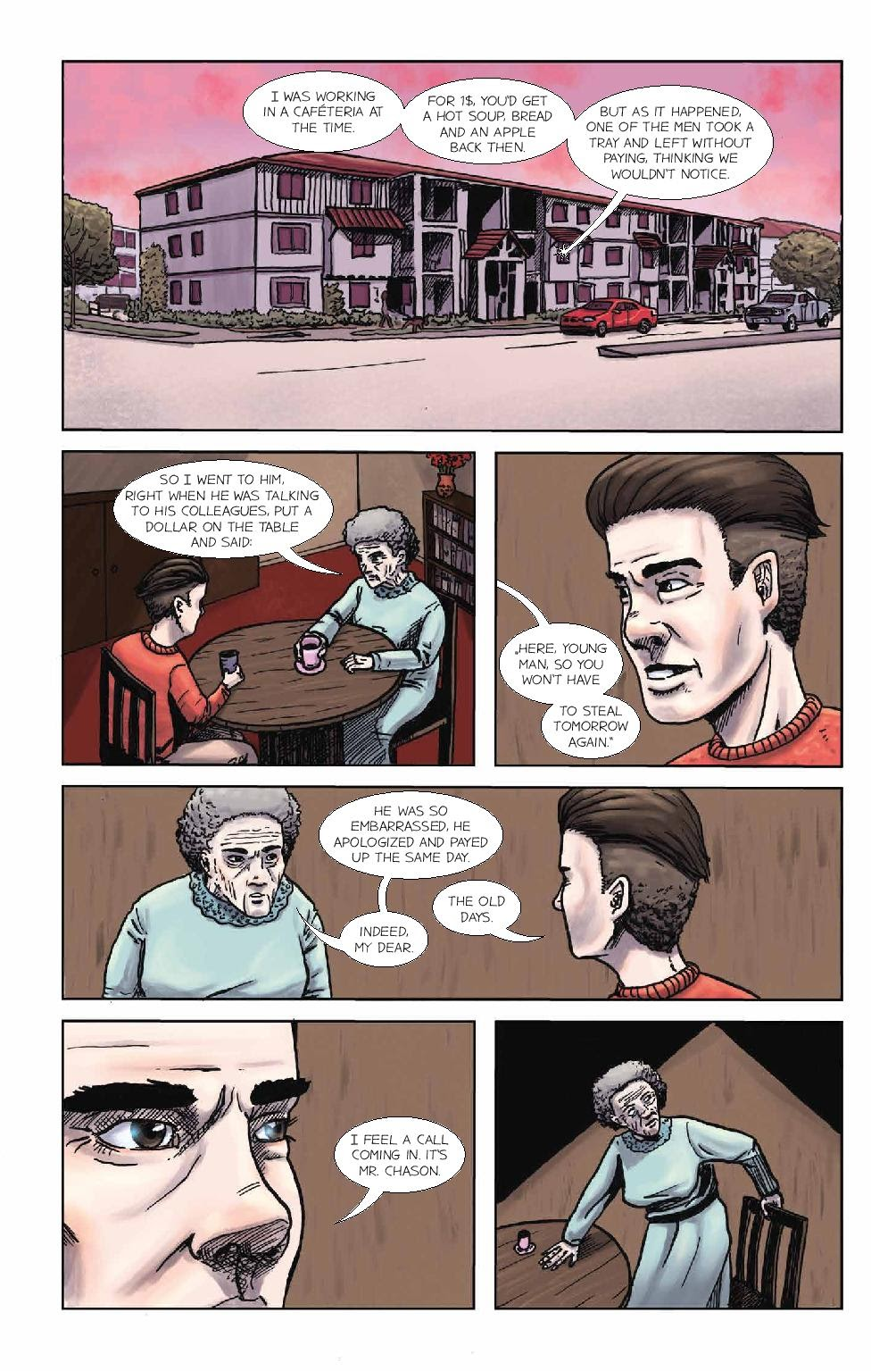 Read online Wolvv comic -  Issue #1 - 18