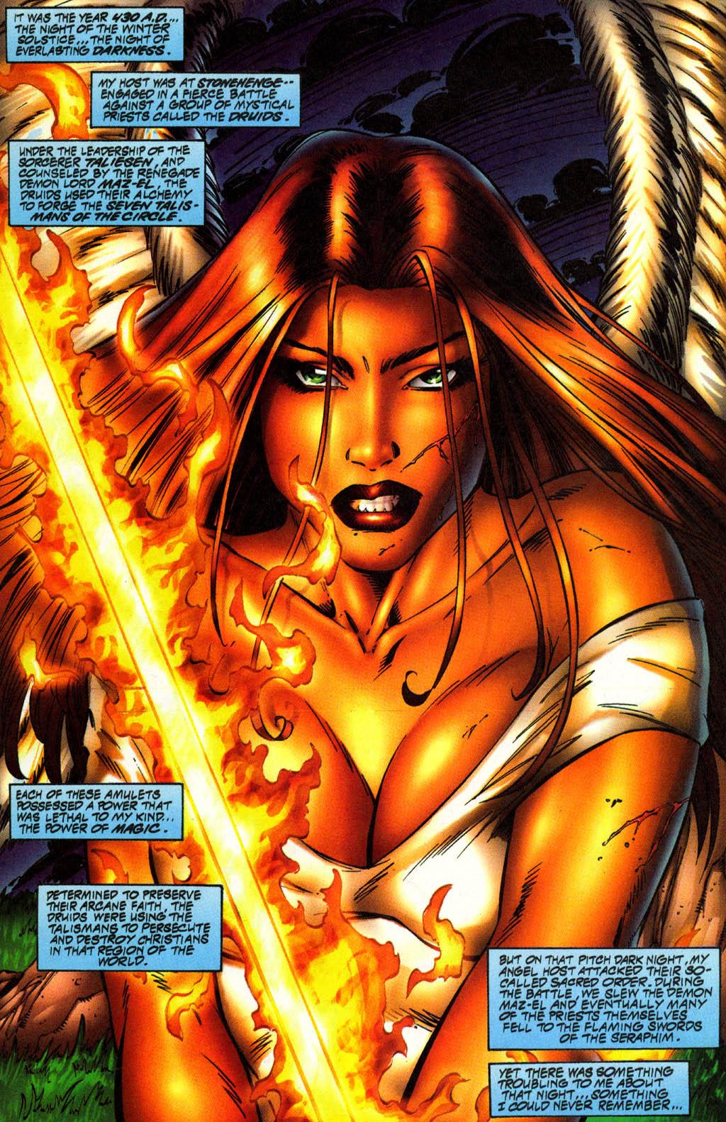 Read online Avengelyne (1996) comic -  Issue #10 - 3