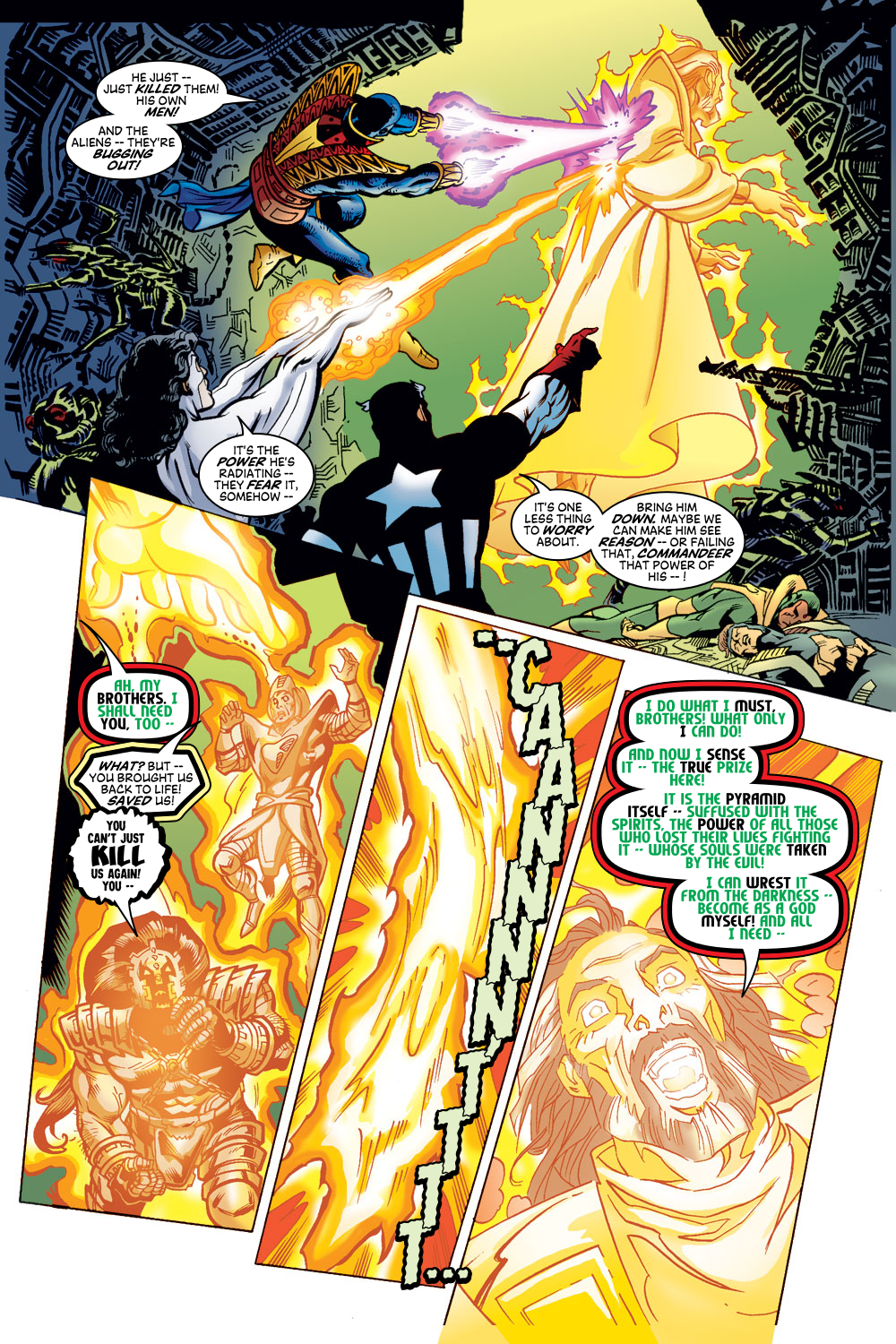 Read online Avengers (1998) comic -  Issue #50 - 30
