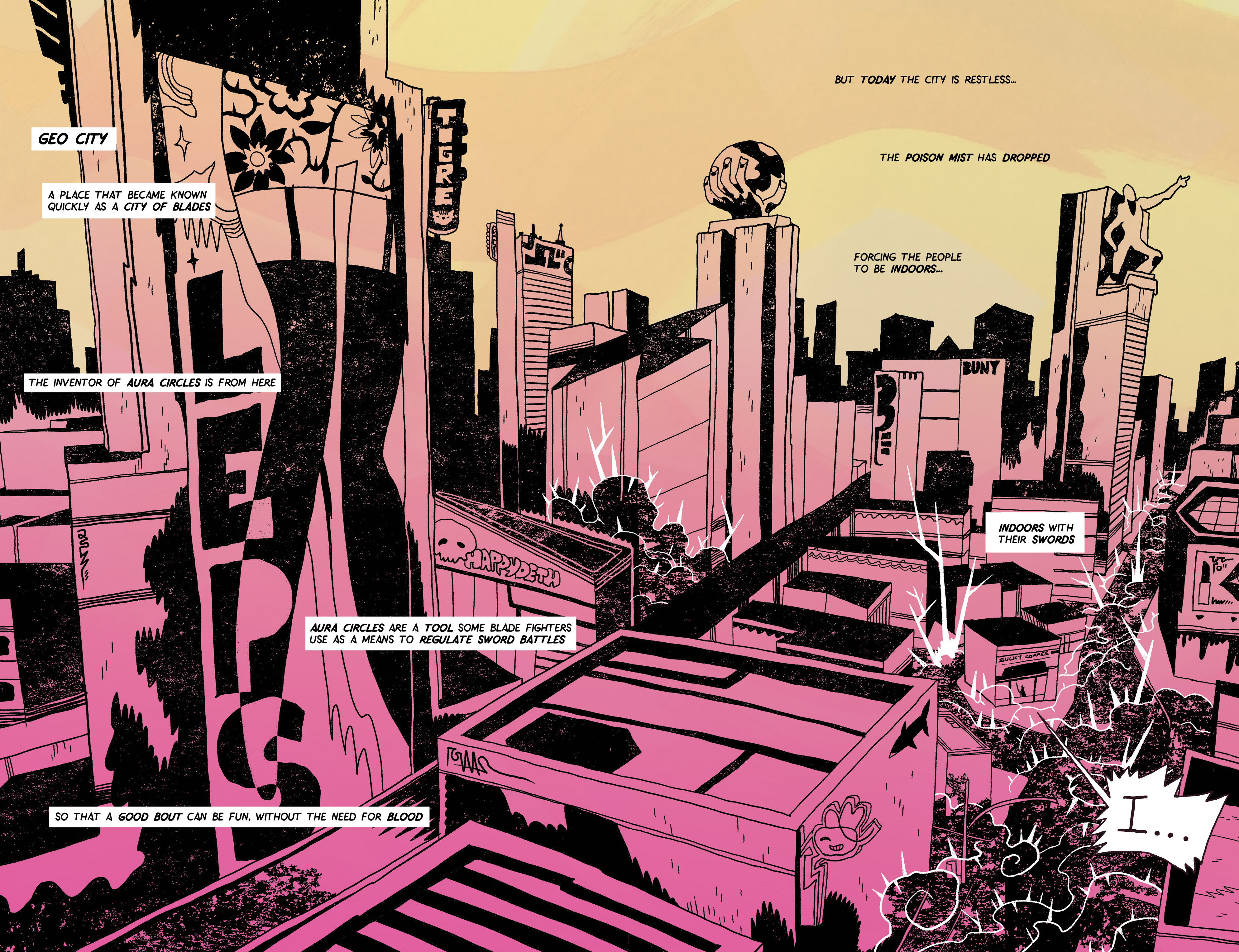 Read online Sun Bakery comic -  Issue #3 - 18