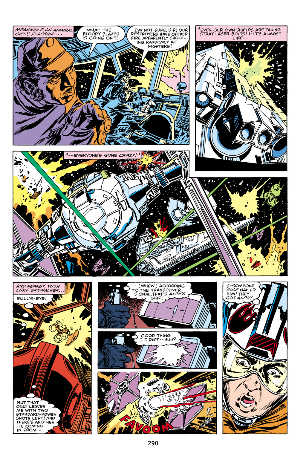 Read online Star Wars Omnibus comic -  Issue # Vol. 16 - 285