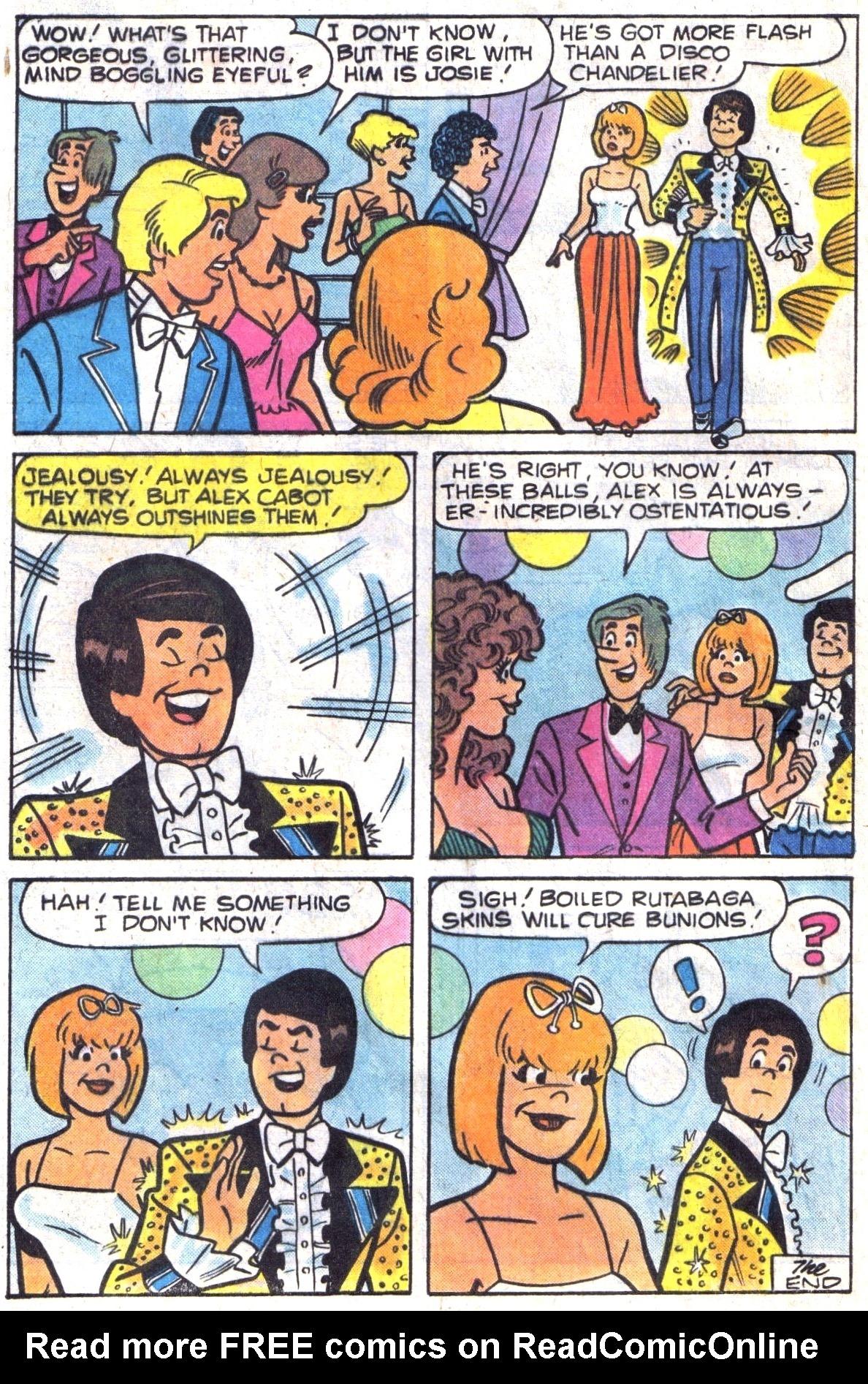 Read online She's Josie comic -  Issue #103 - 8