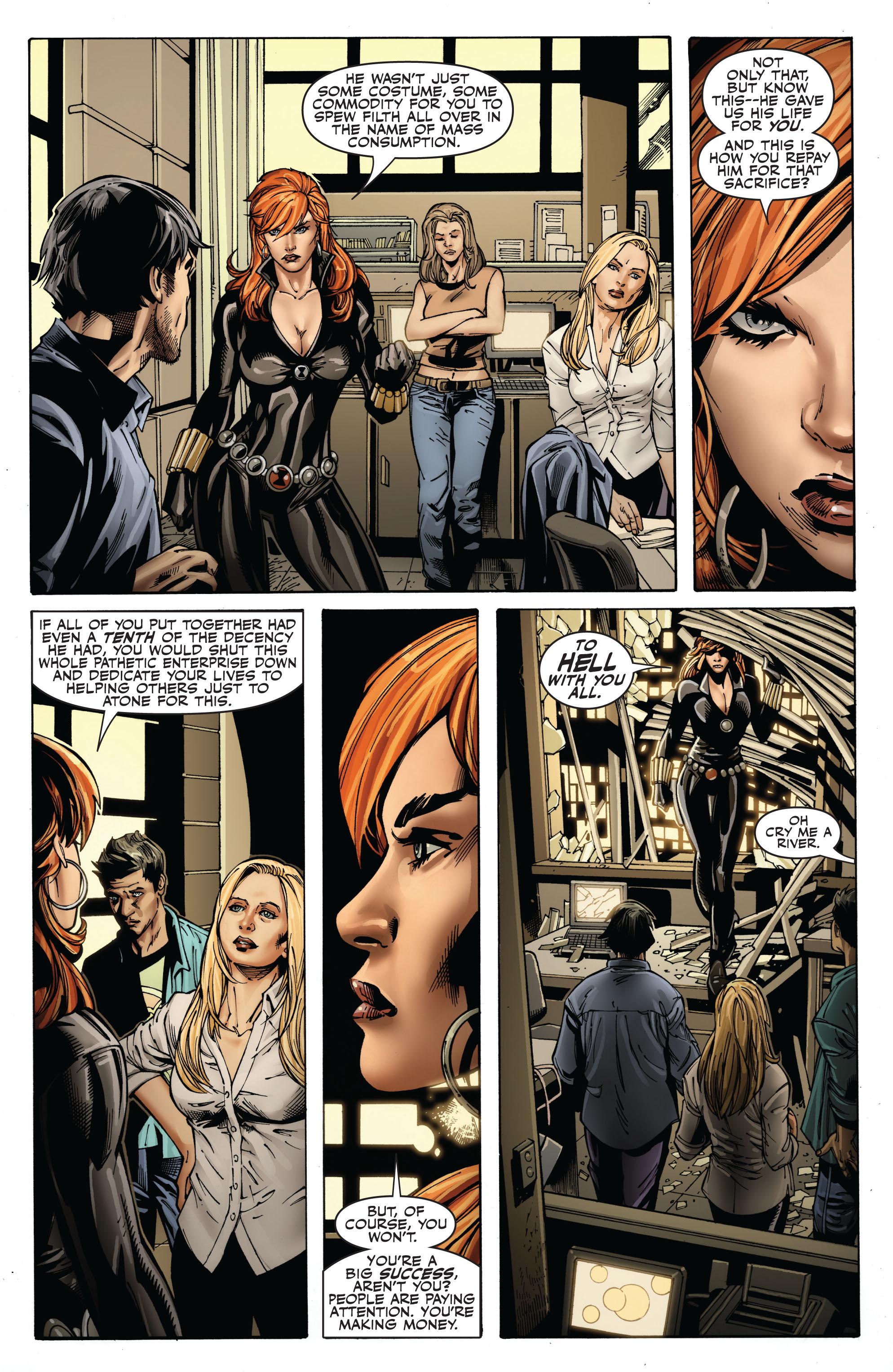 Read online Secret Avengers (2010) comic -  Issue #15 - 13
