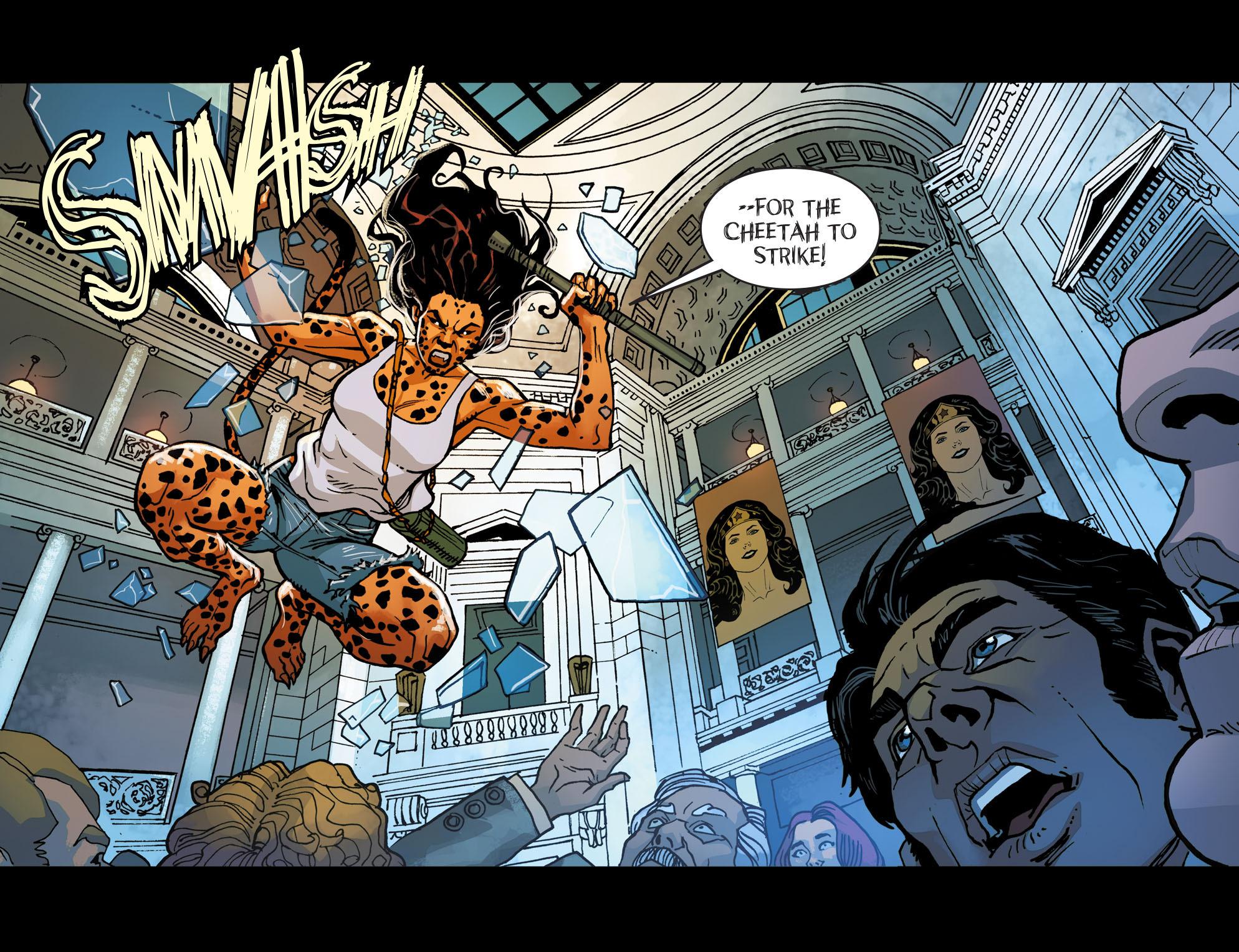 Read online Wonder Woman '77 [I] comic -  Issue #8 - 9