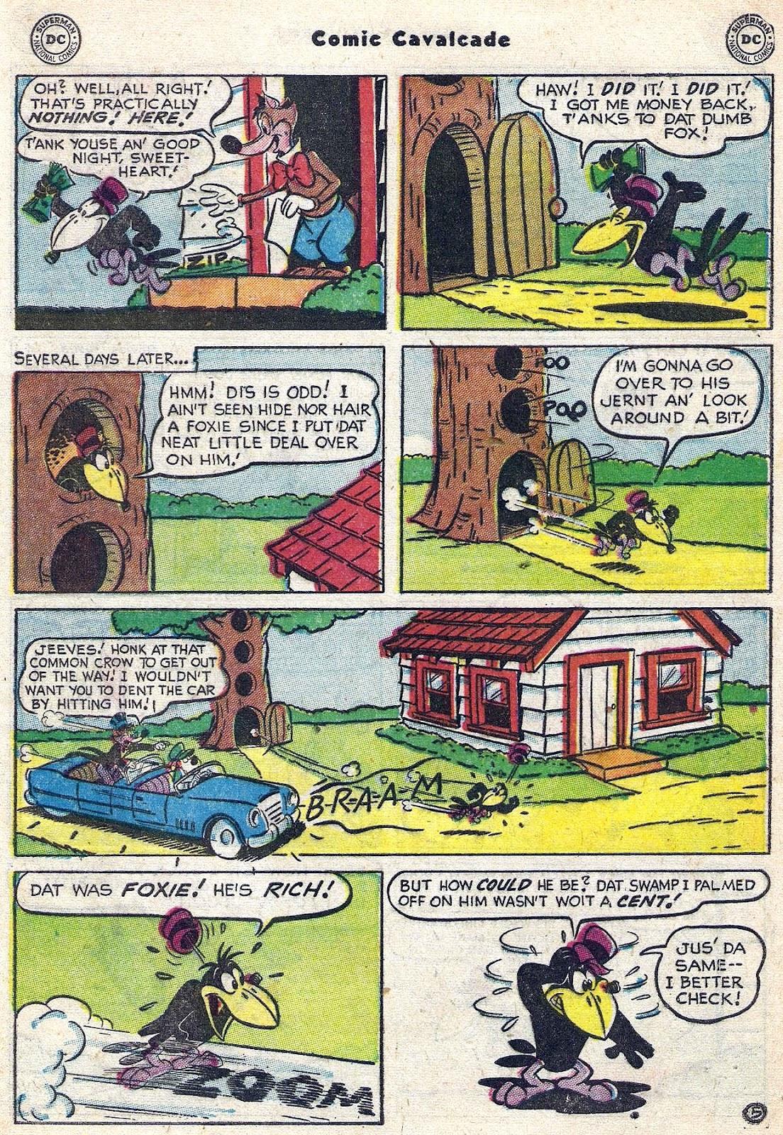 Comic Cavalcade issue 56 - Page 7