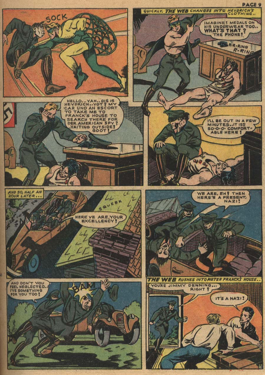 Zip Comics issue 31 - Page 9