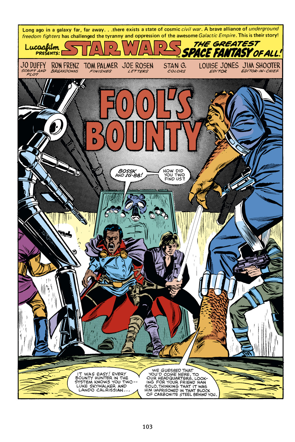 Read online Star Wars Omnibus comic -  Issue # Vol. 18 - 94
