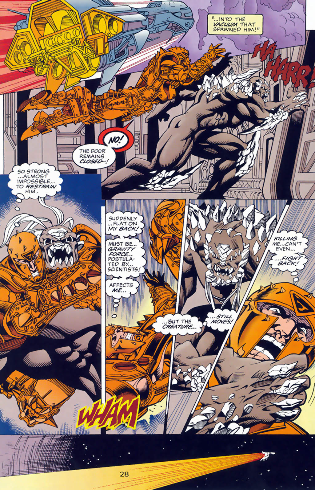 Read online Doomsday Annual comic -  Issue # Full - 30
