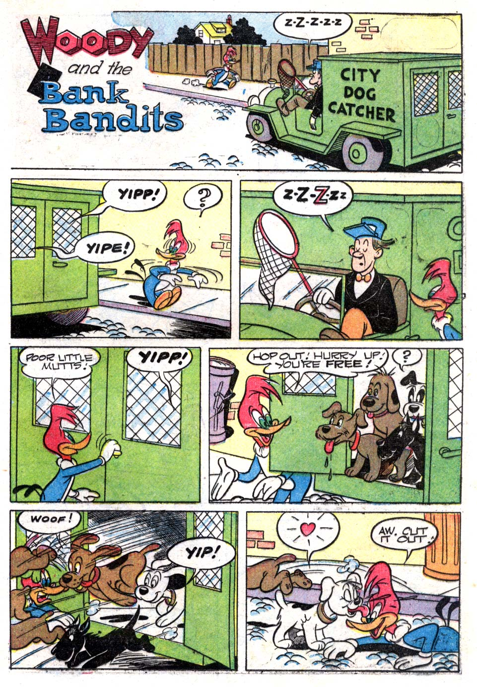 Four Color Comics issue 288 - Page 35