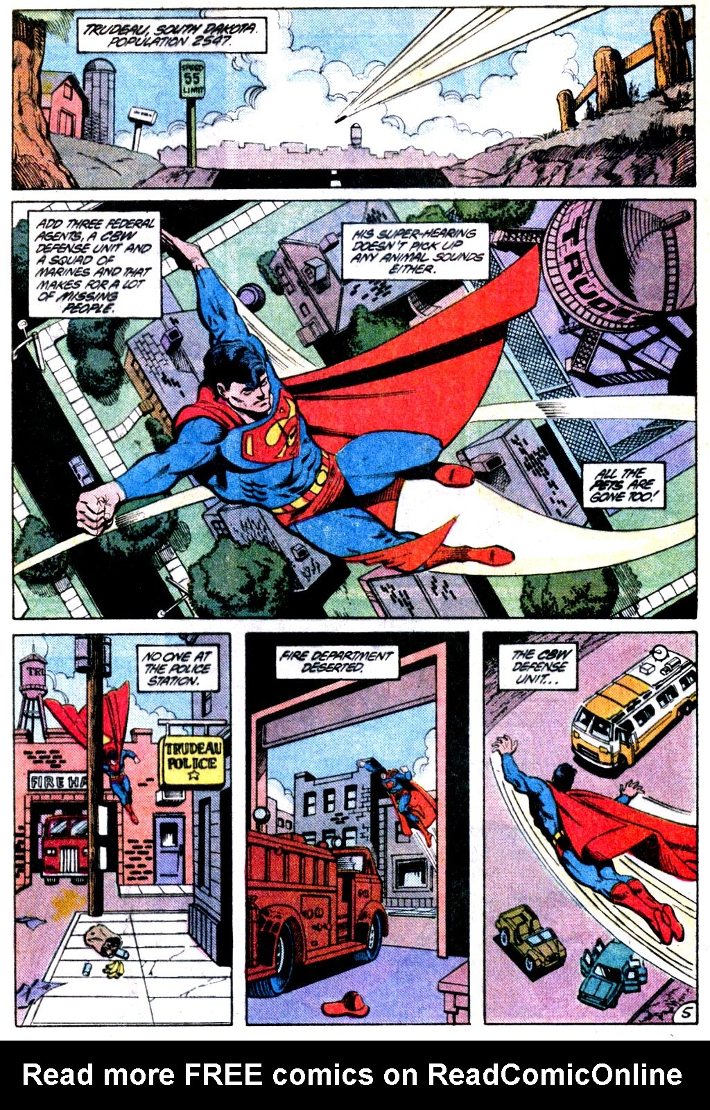 Read online Adventures of Superman (1987) comic -  Issue #Adventures of Superman (1987) _Annual 1 - 6